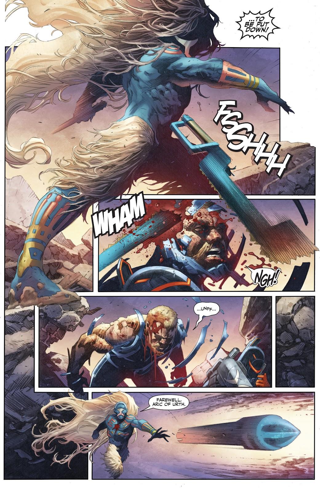 Read online X-O Manowar (2017) comic -  Issue #24 - 18