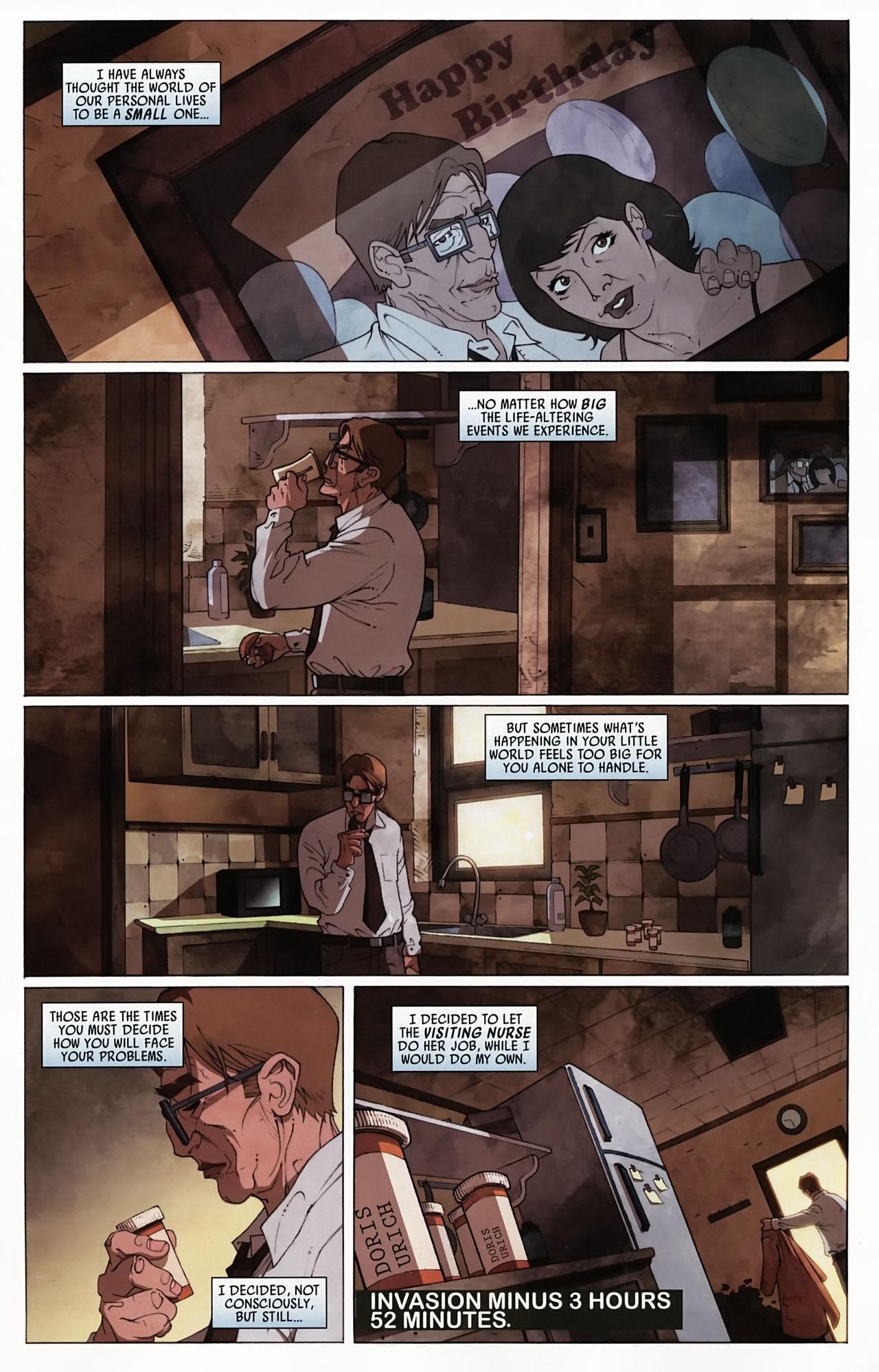 Read online Secret Invasion: Front Line comic -  Issue #4 - 2
