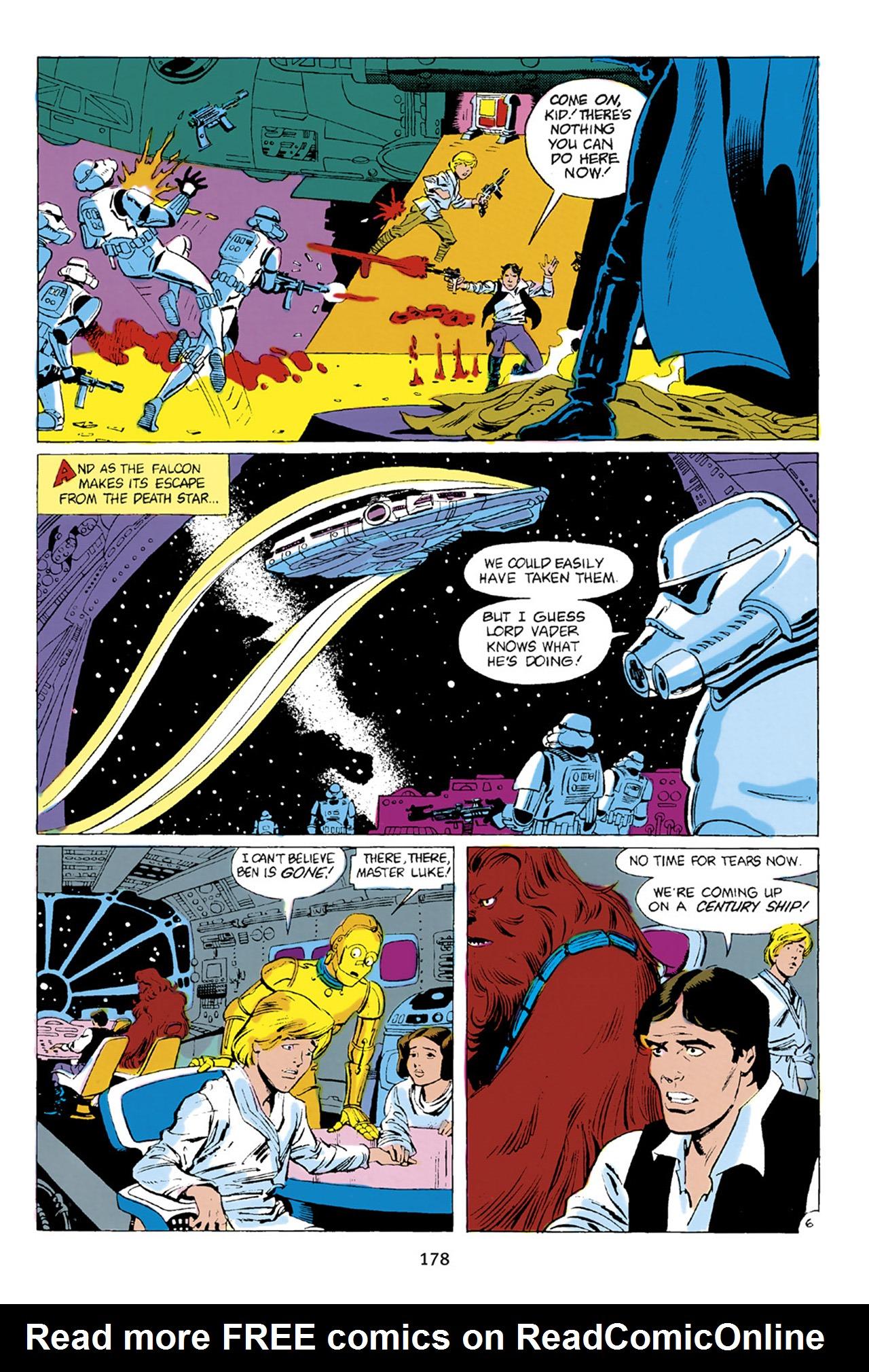 Read online Star Wars Omnibus comic -  Issue # Vol. 23 - 177