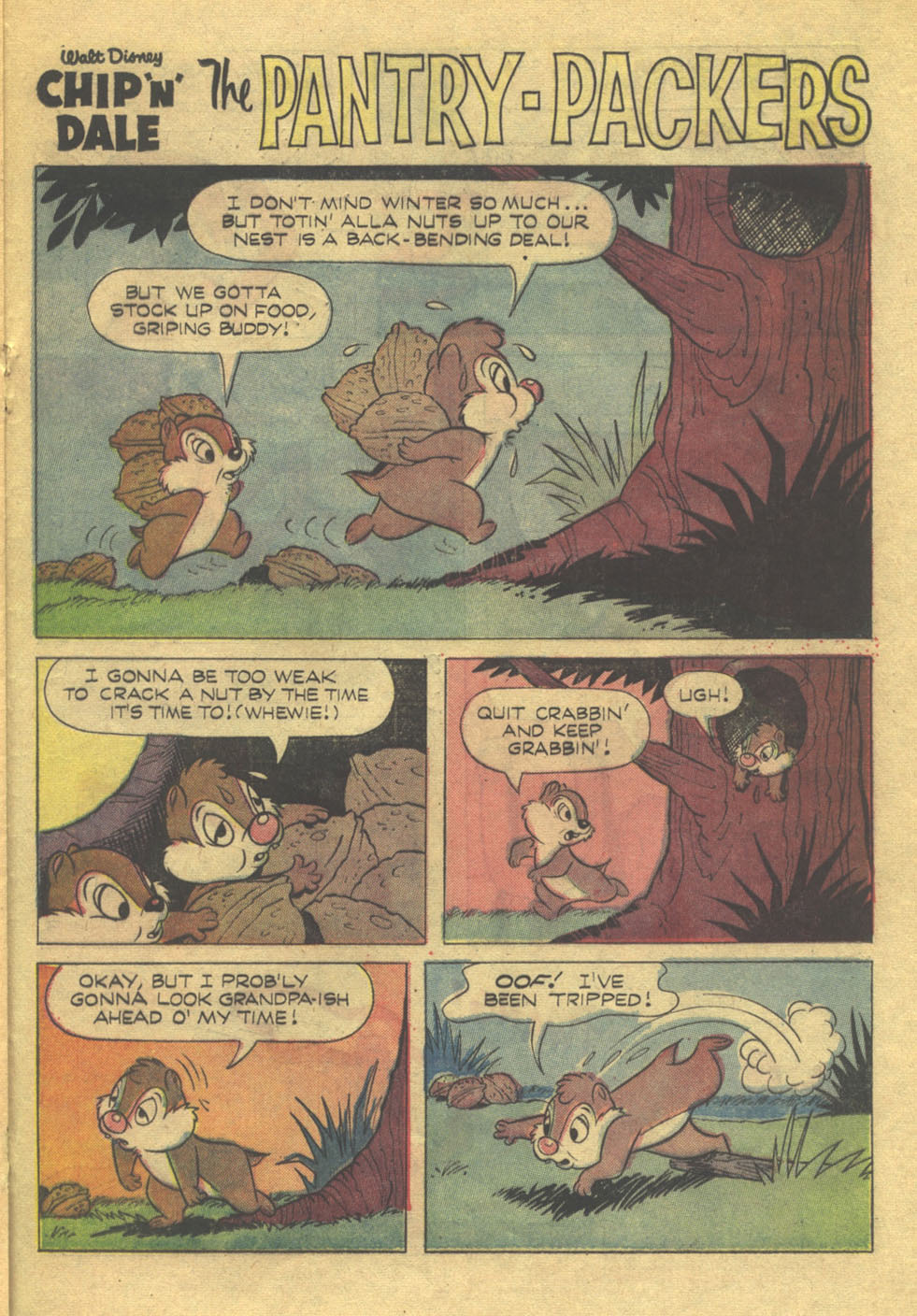 Walt Disney's Comics and Stories issue 352 - Page 21