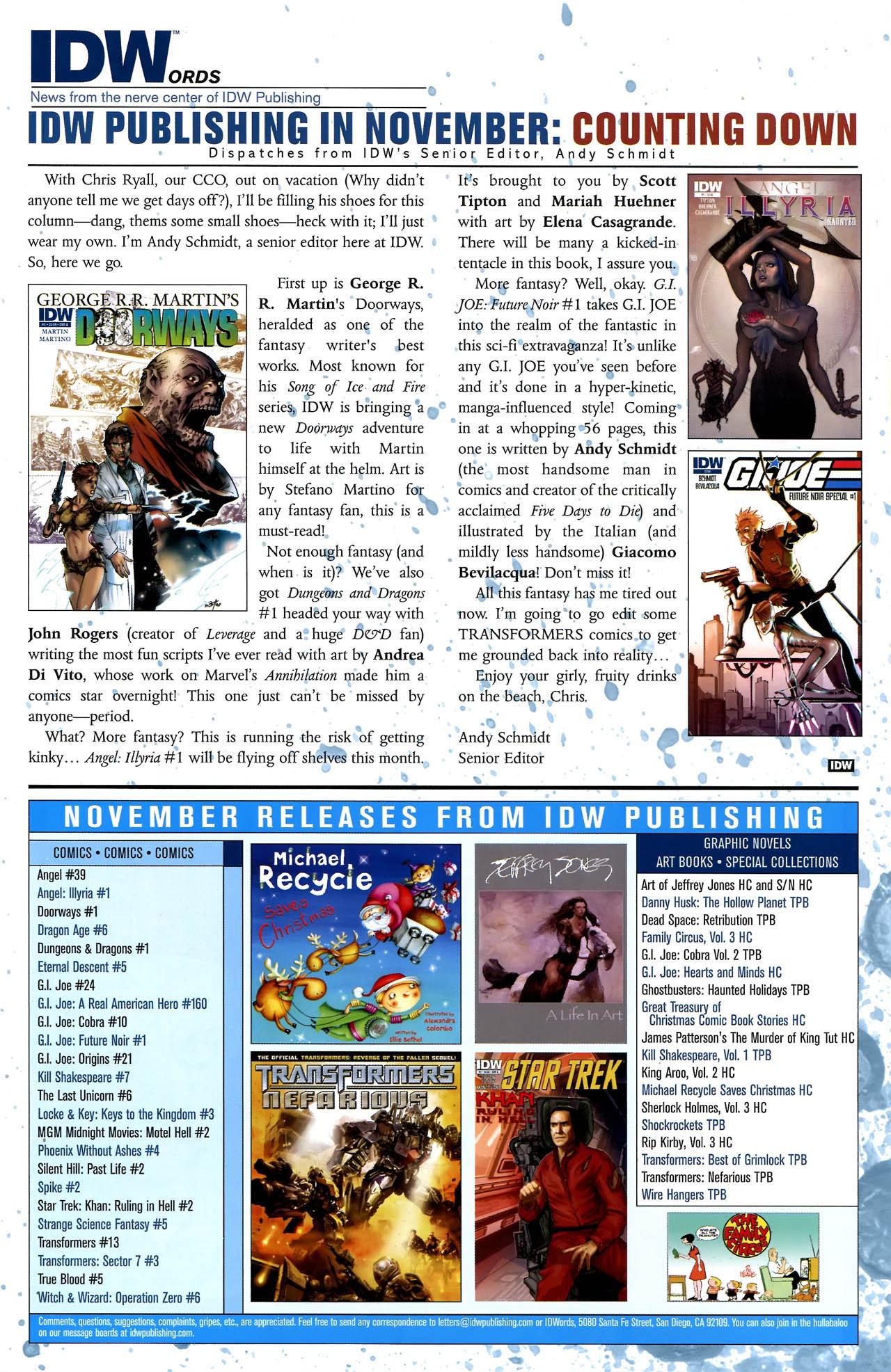Read online True Blood (2010) comic -  Issue #5 - 27
