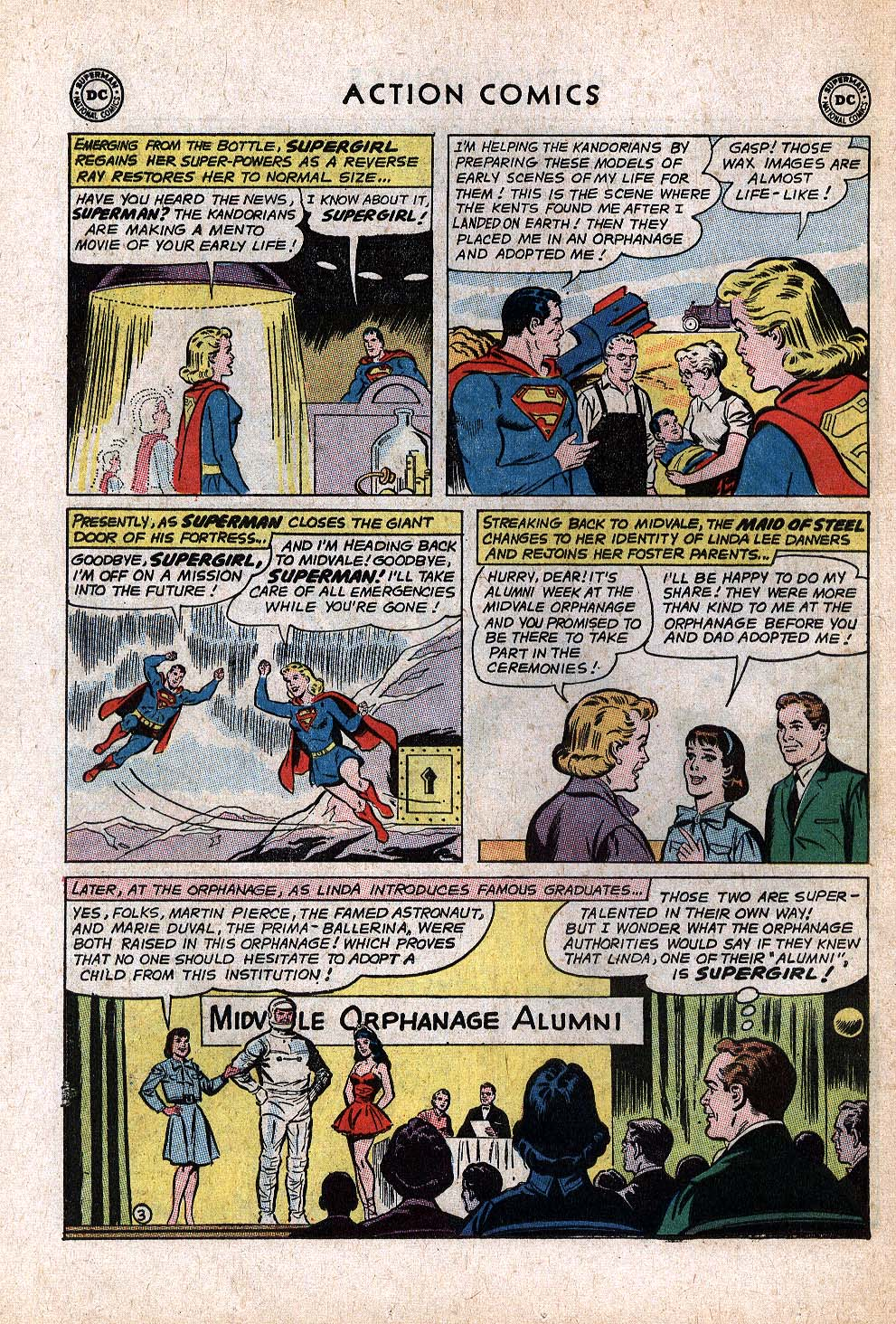 Read online Action Comics (1938) comic -  Issue #299 - 22