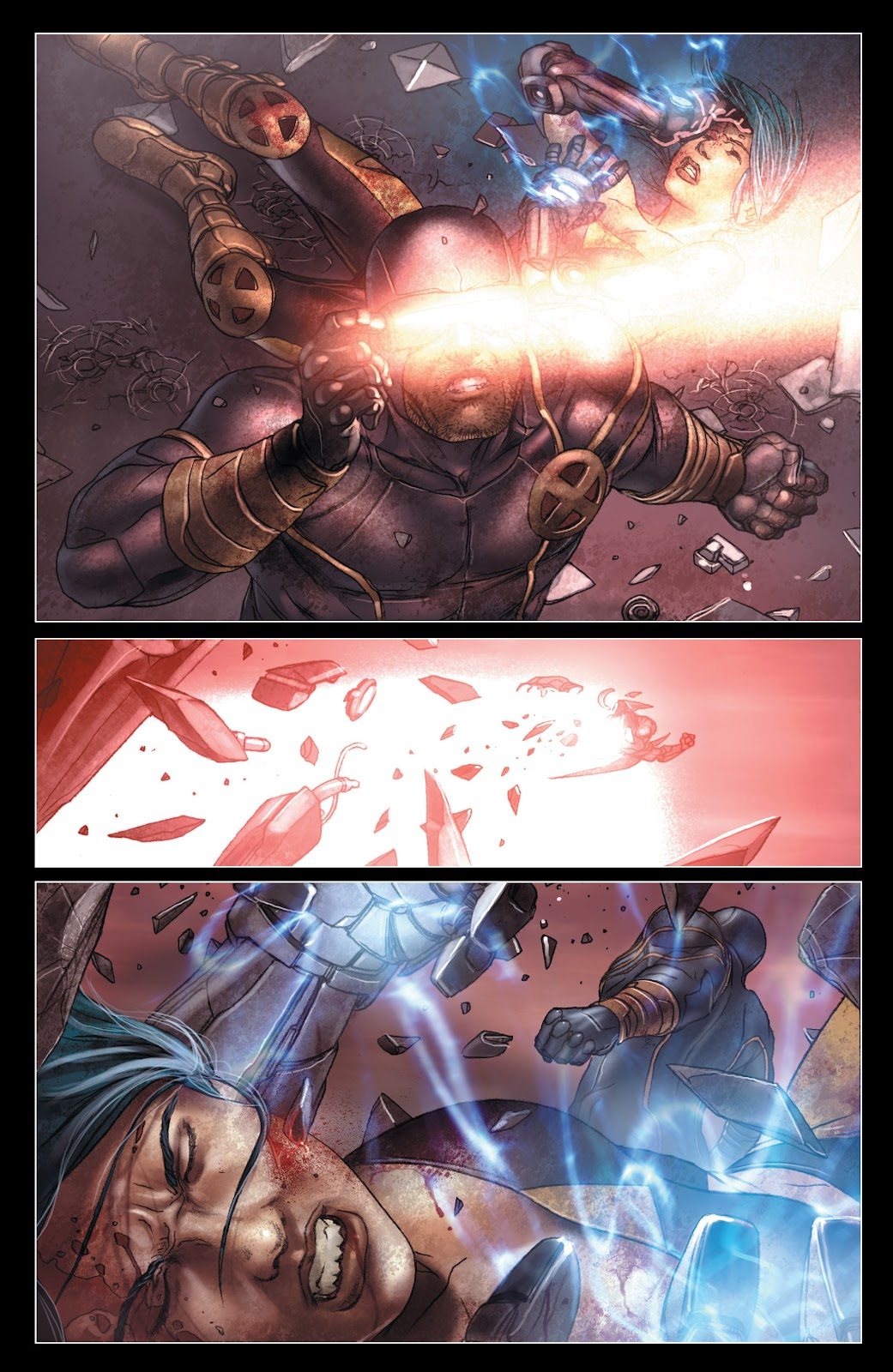 Read online X-Men: Second Coming comic -  Issue # _TPB (Part 3) - 15