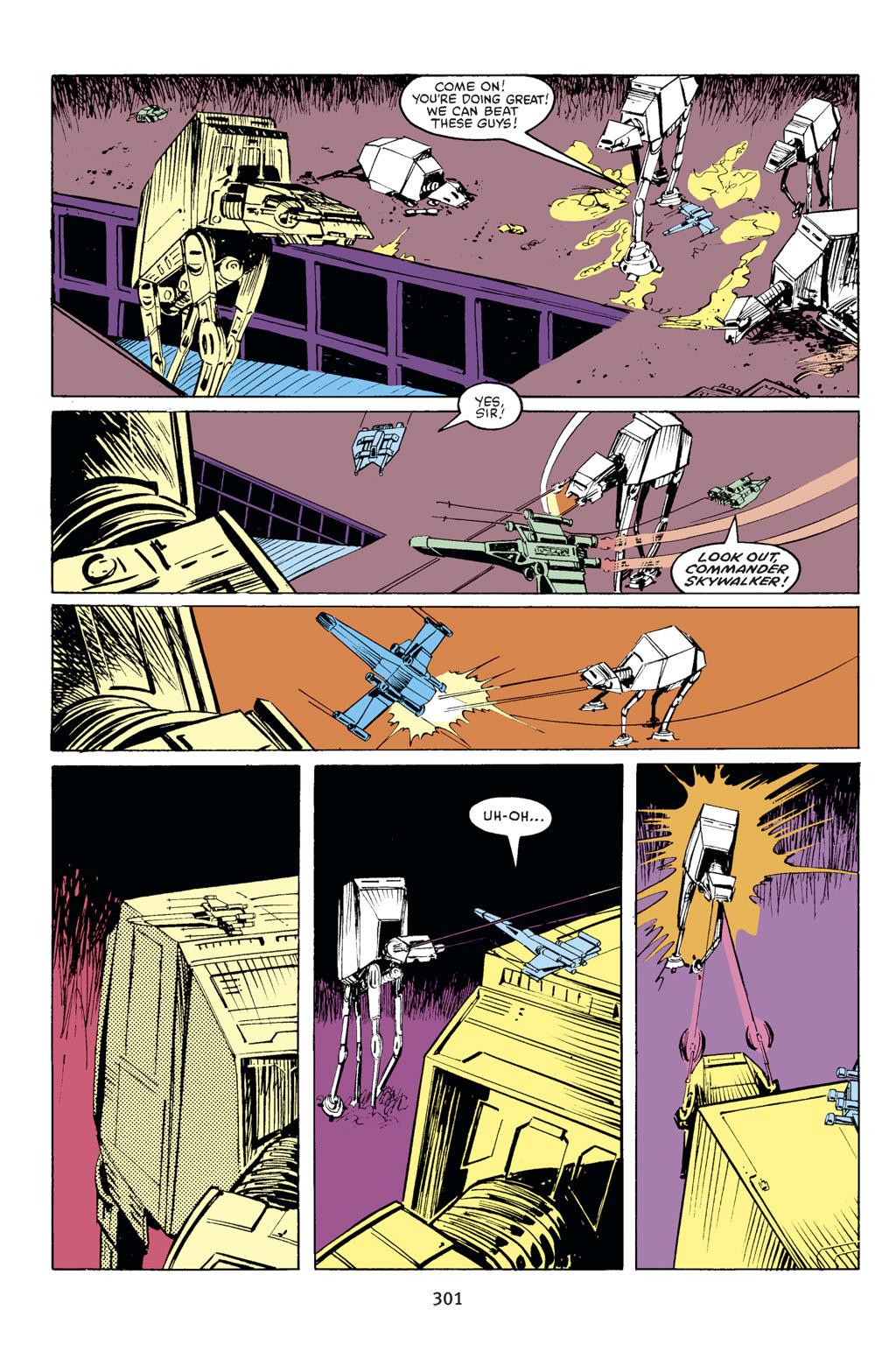 Read online Star Wars Omnibus comic -  Issue # Vol. 18.5 - 21