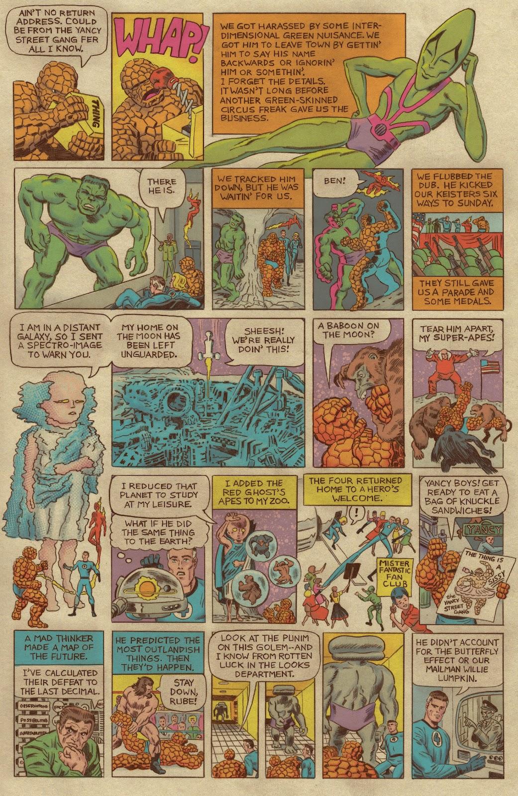 Read online Fantastic Four: Grand Design comic -  Issue #1 - 25