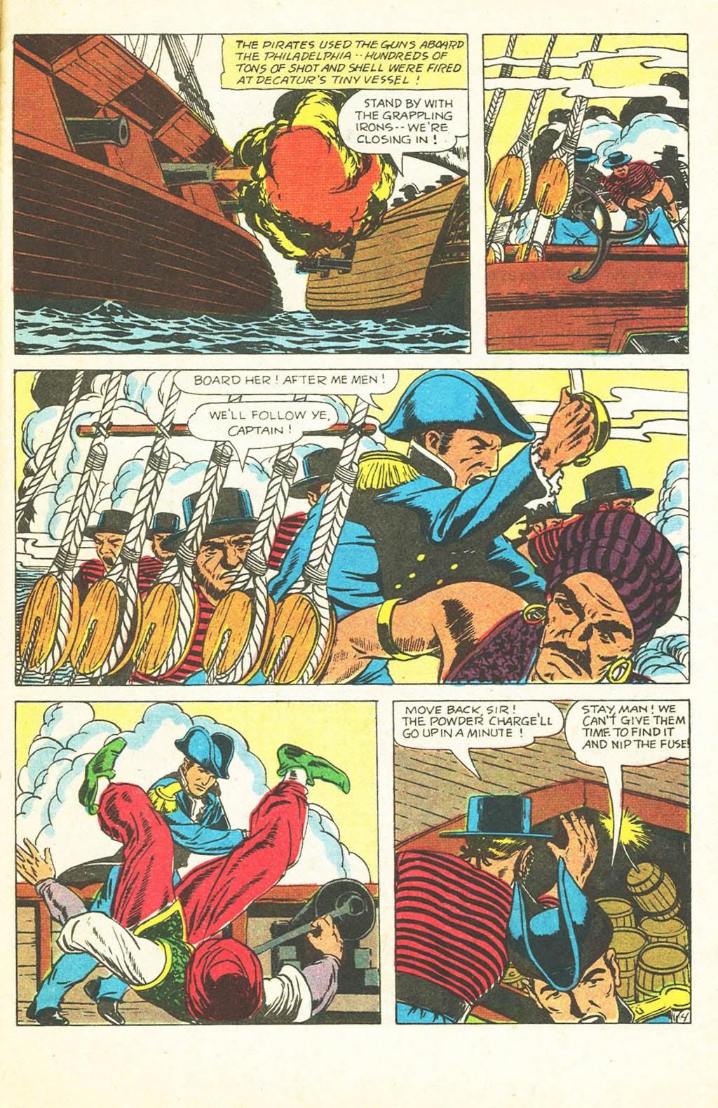 Read online Fightin' Navy comic -  Issue #128 - 24