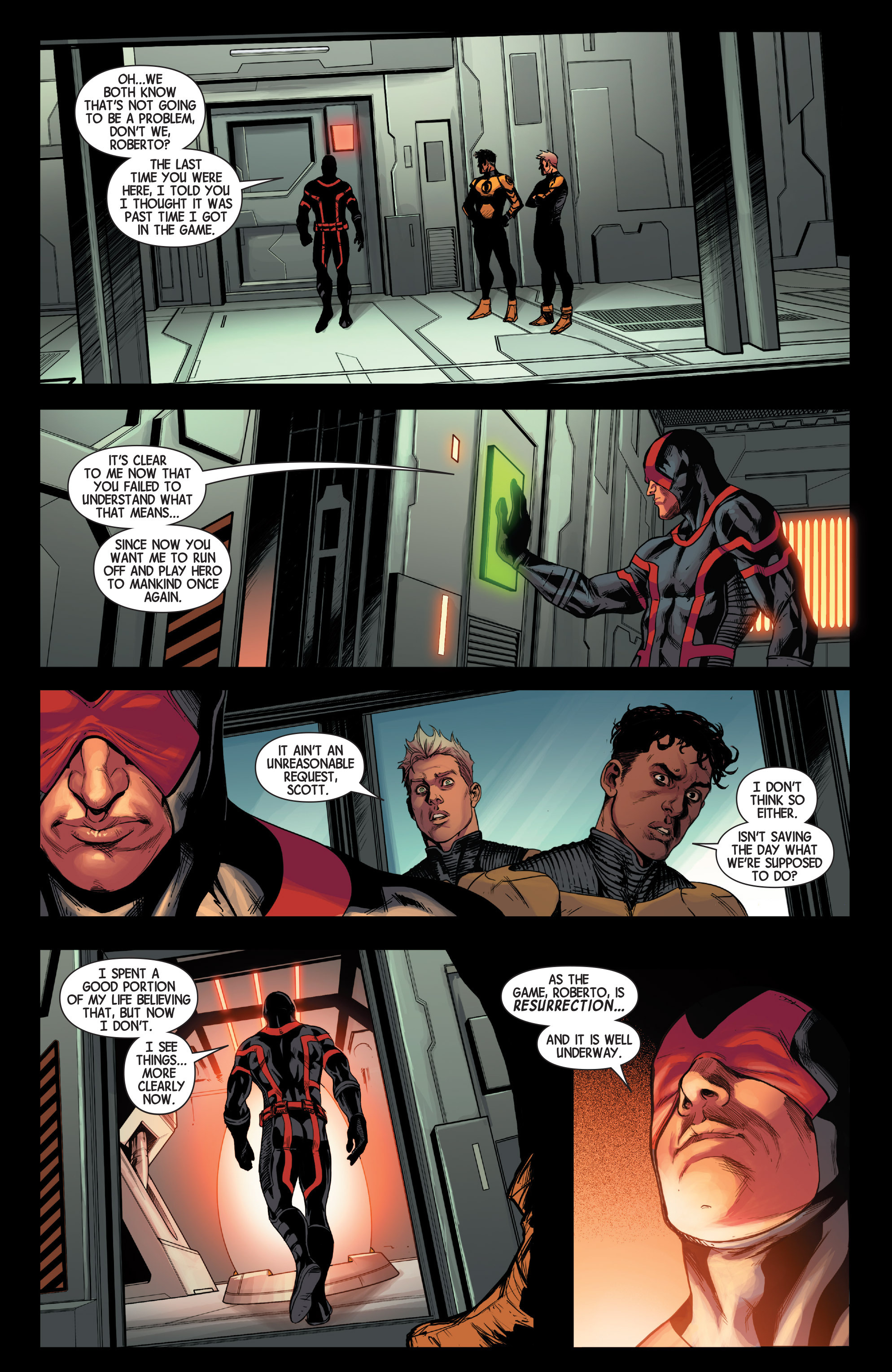 Read online Avengers (2013) comic -  Issue #42 - 8