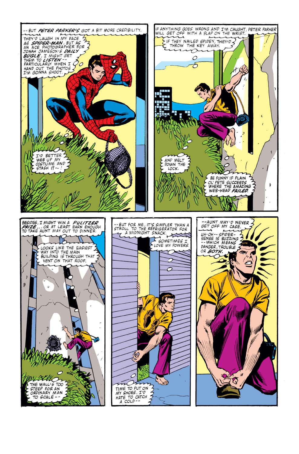 The Amazing Spider-Man (1963) 219 Page 3