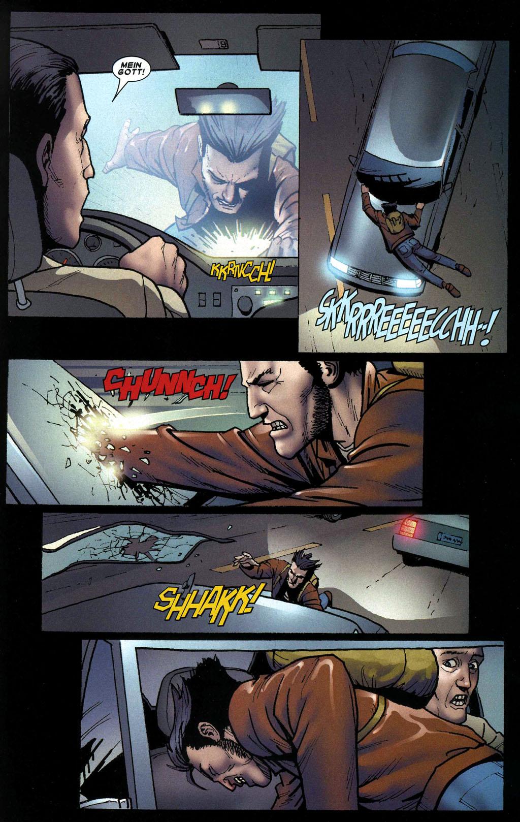 Read online Wolverine: Origins comic -  Issue #12 - 21