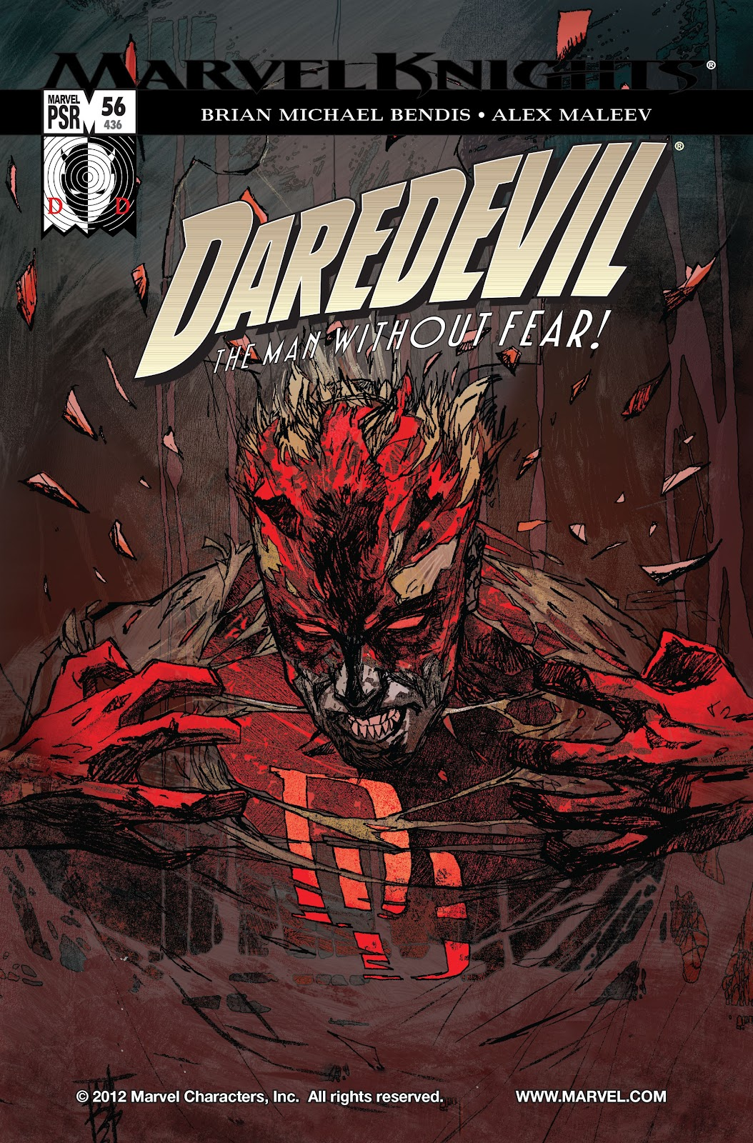 Read online Daredevil (1998) comic -  Issue # _Ultimate_Collection TPB 2 (Part 3) - 30