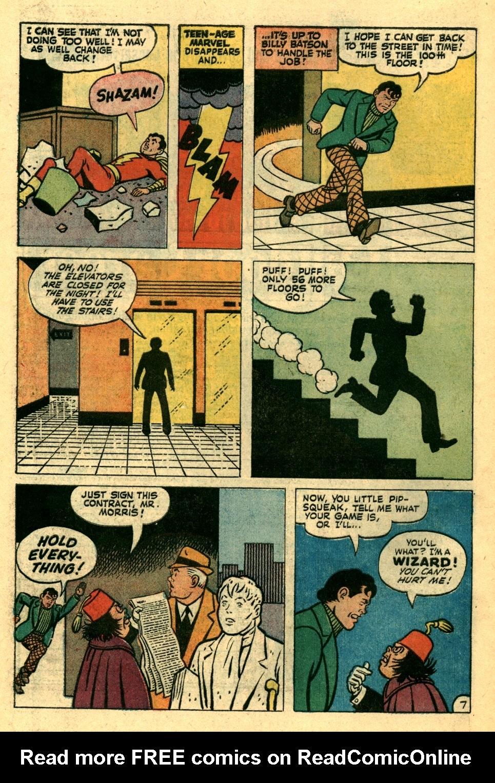 Read online Shazam! (1973) comic -  Issue #3 - 8