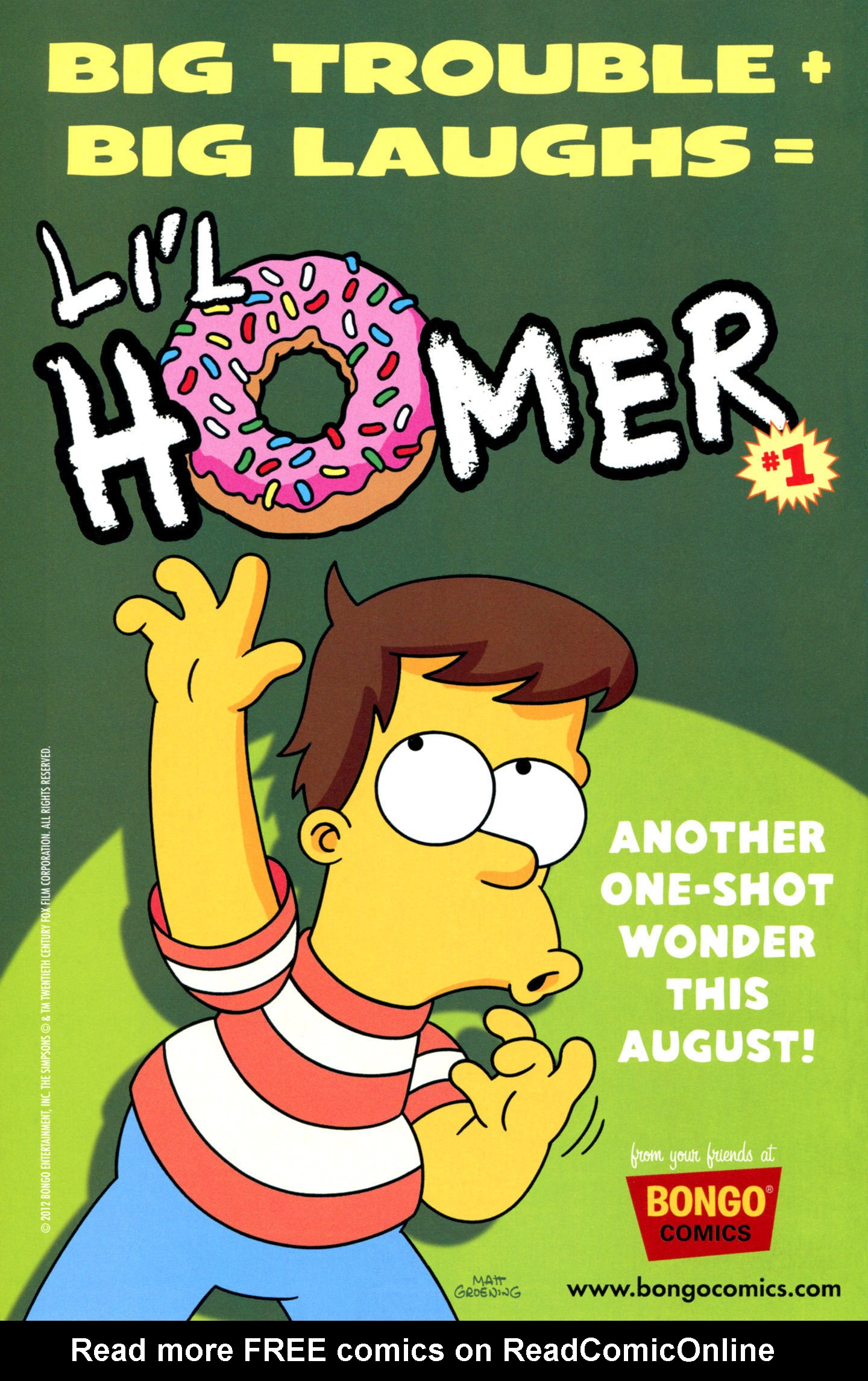 Read online Simpsons Illustrated (1991) comic -  Issue #3 - 48