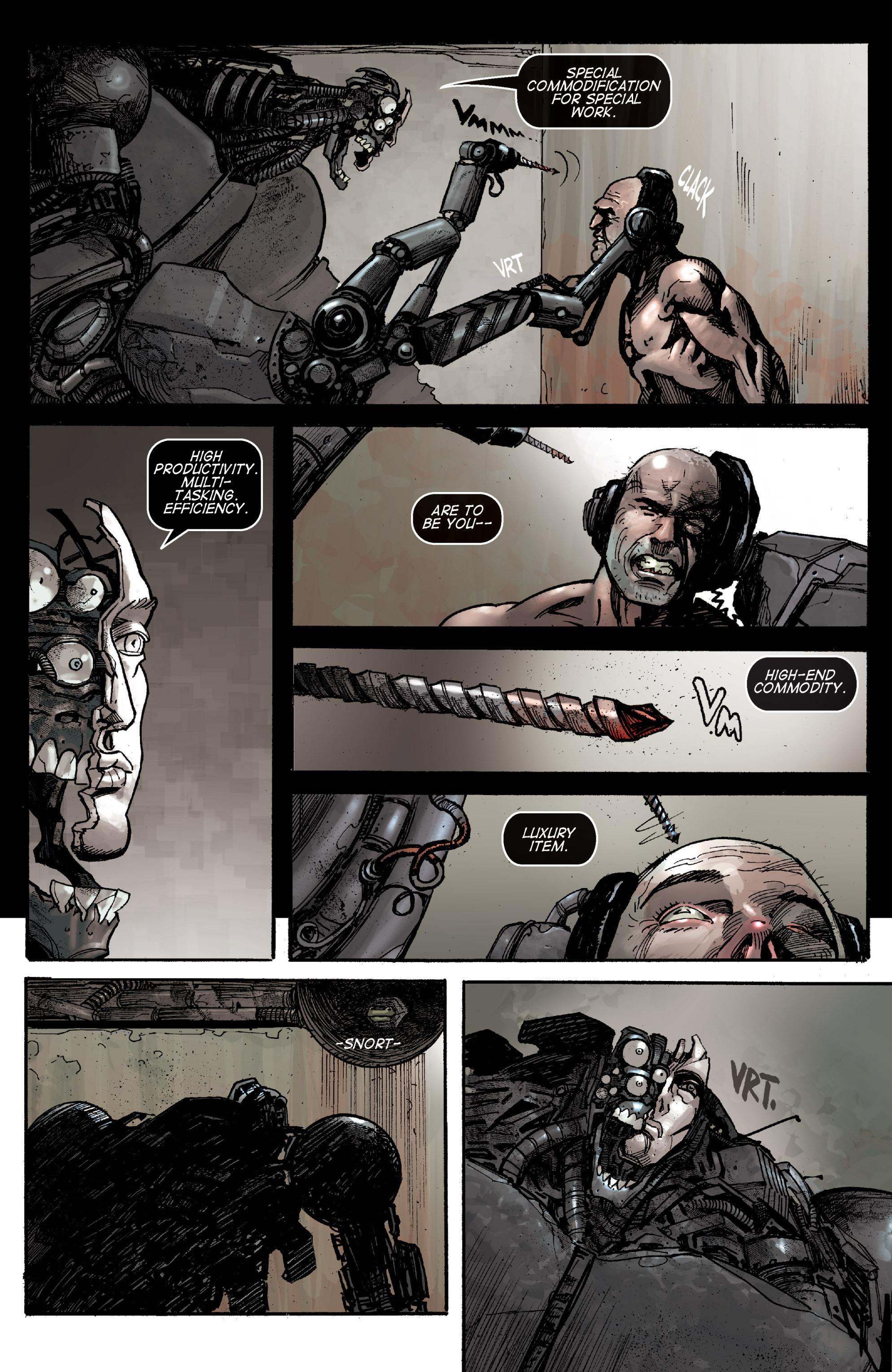 Read online Planetoid comic -  Issue # TPB - 124