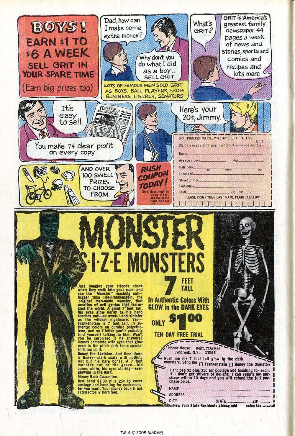 Read online Uncanny X-Men (1963) comic -  Issue #73 - 6