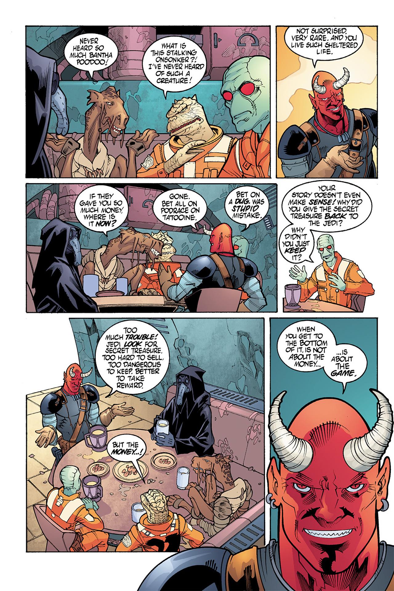 Read online Star Wars Omnibus comic -  Issue # Vol. 15.5 - 125