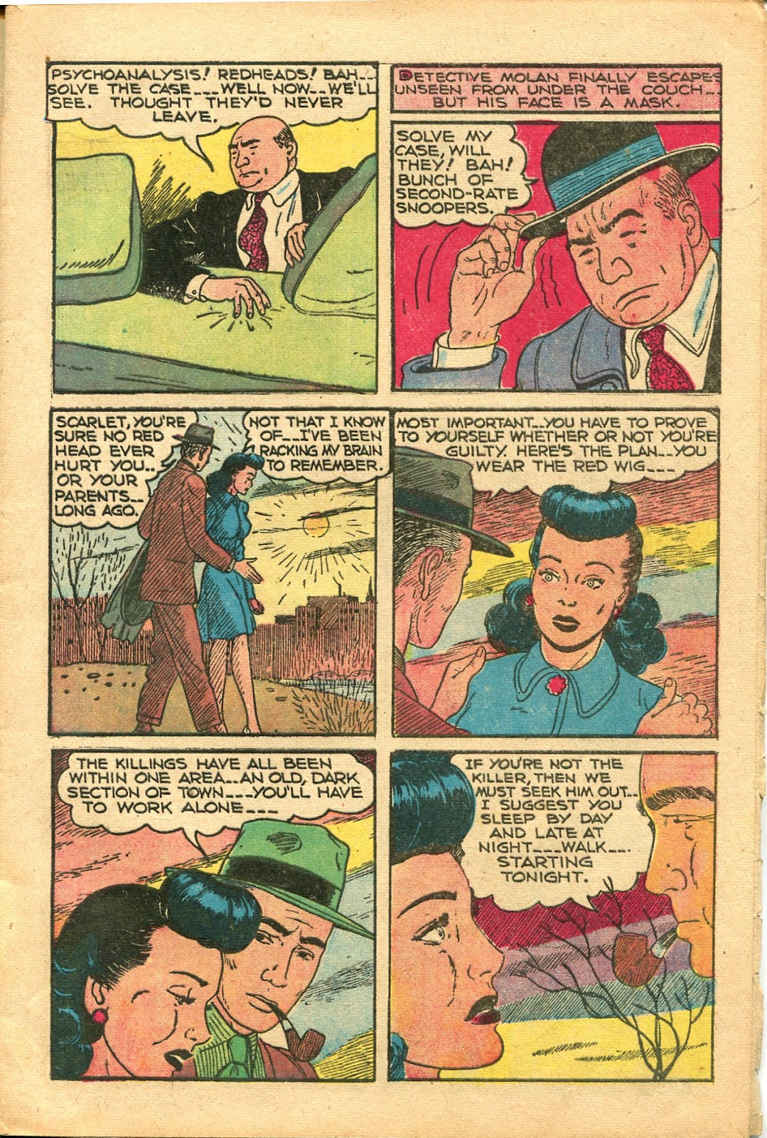 Read online Famous Funnies comic -  Issue #154 - 13