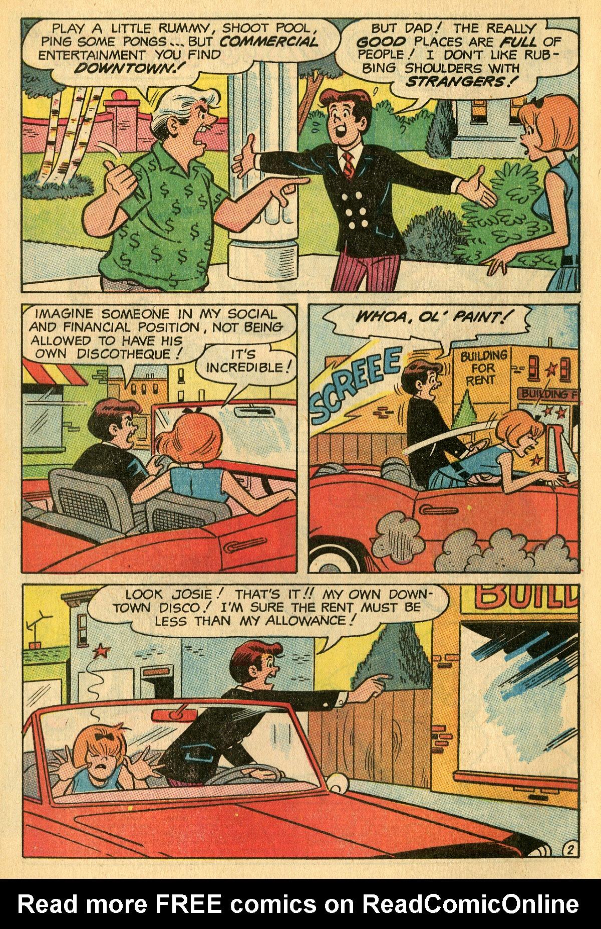 Read online She's Josie comic -  Issue #31 - 4