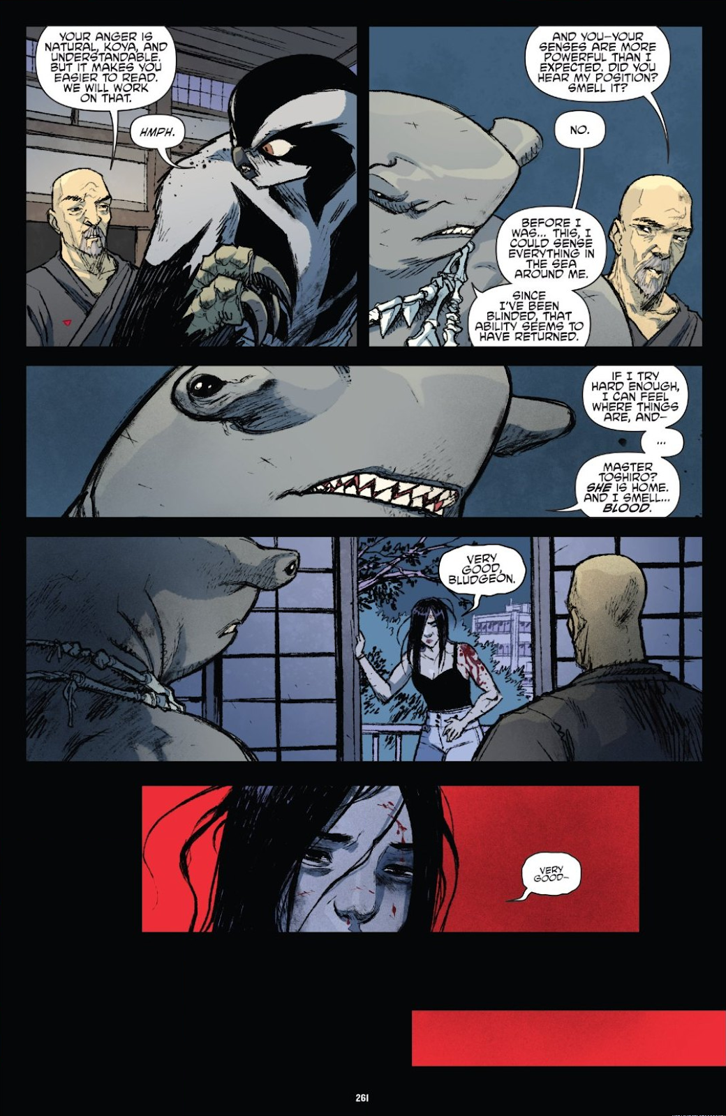 Read online Teenage Mutant Ninja Turtles: The IDW Collection comic -  Issue # TPB 9 (Part 3) - 58