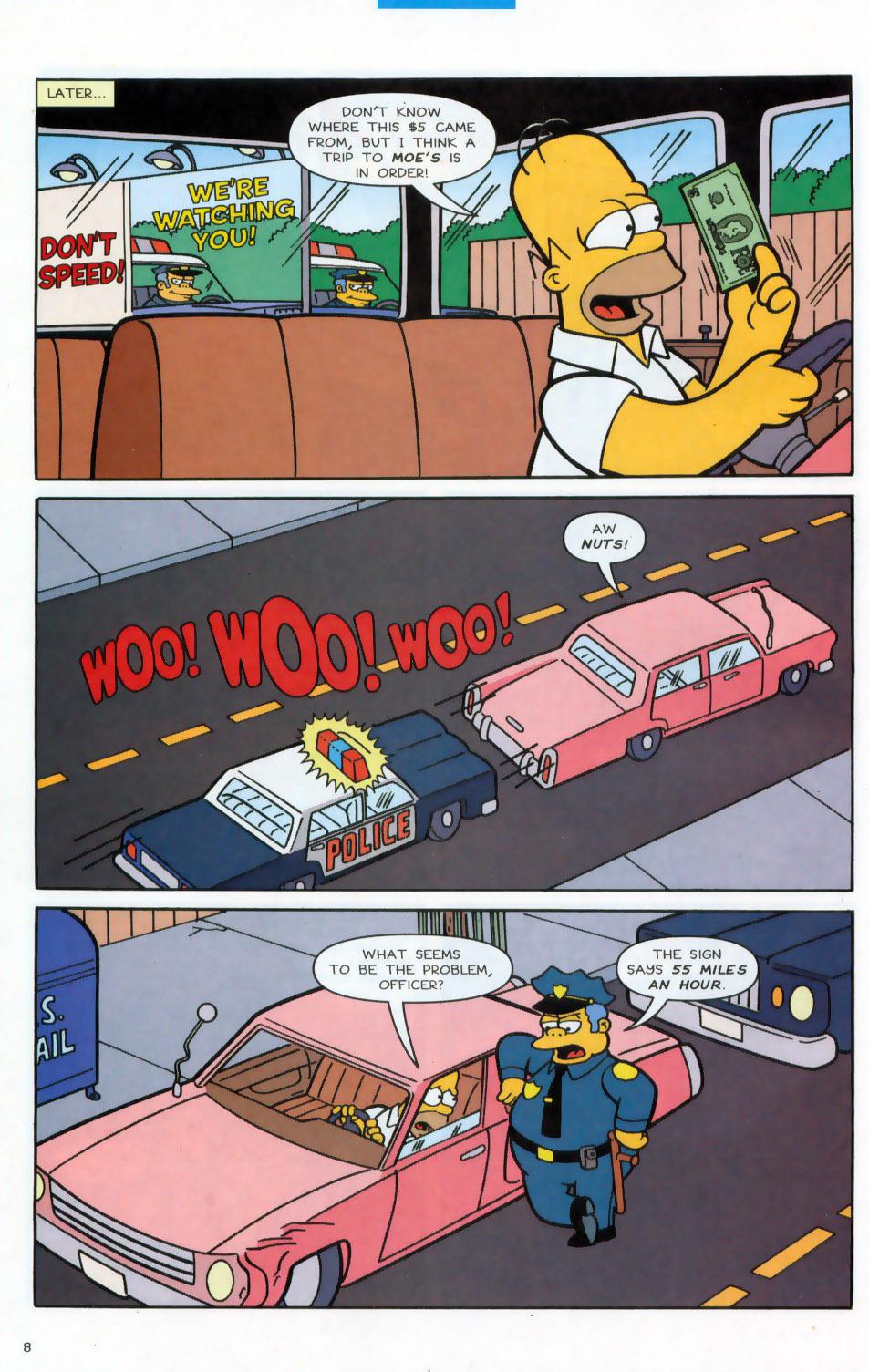 Read online Simpsons Comics comic -  Issue #78 - 9