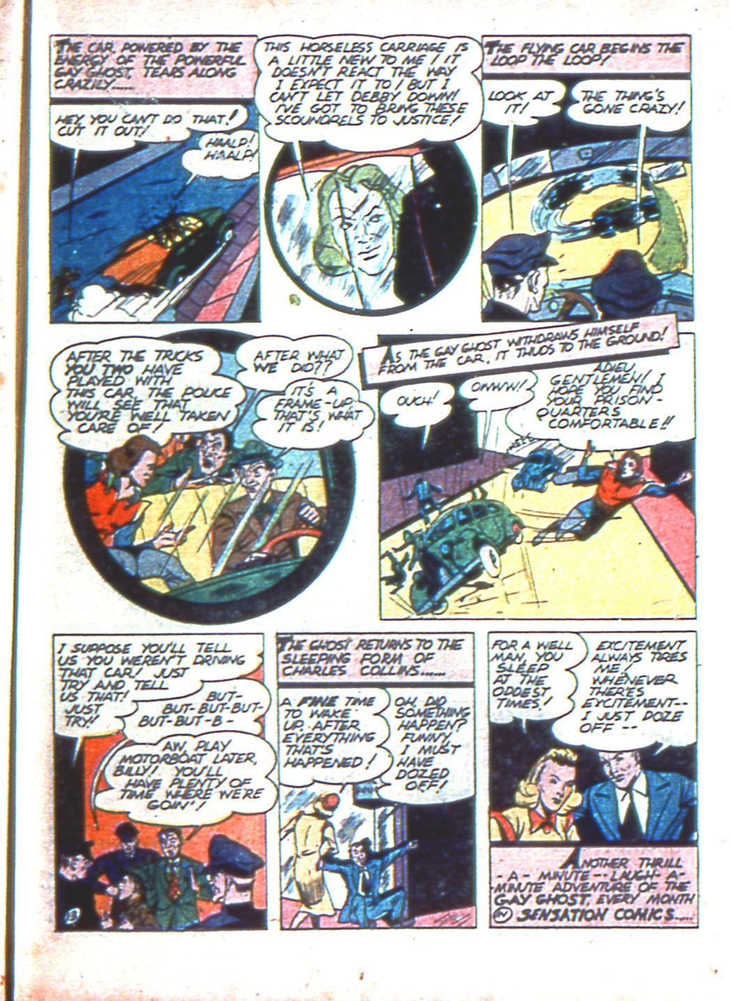 Read online Sensation (Mystery) Comics comic -  Issue #3 - 45