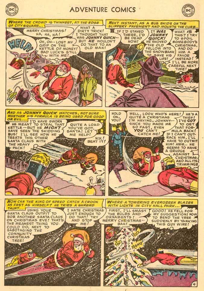 Read online Adventure Comics (1938) comic -  Issue #185 - 28