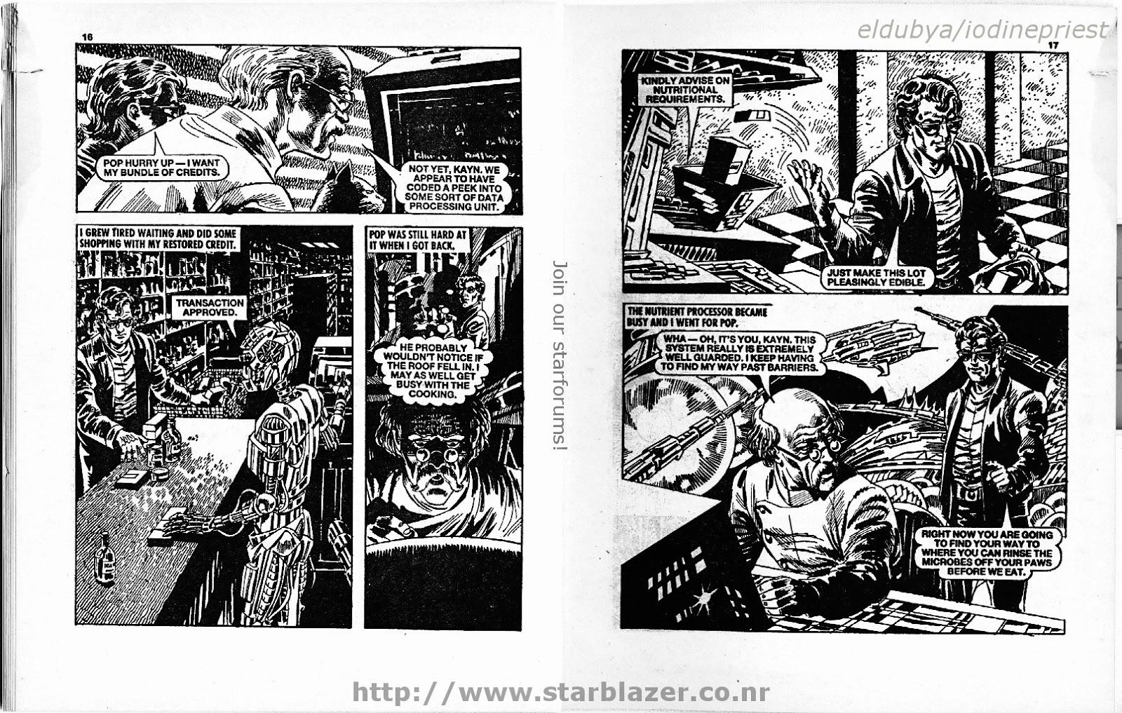 Starblazer issue 252 - Page 10