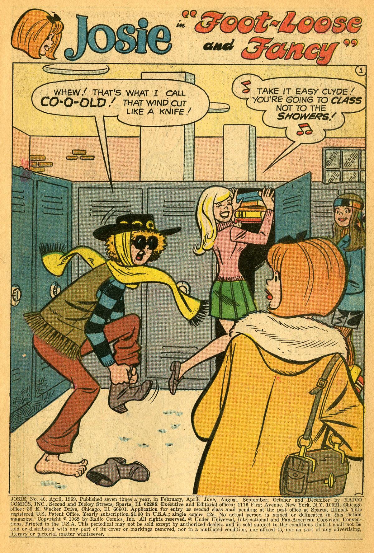 Read online She's Josie comic -  Issue #40 - 3