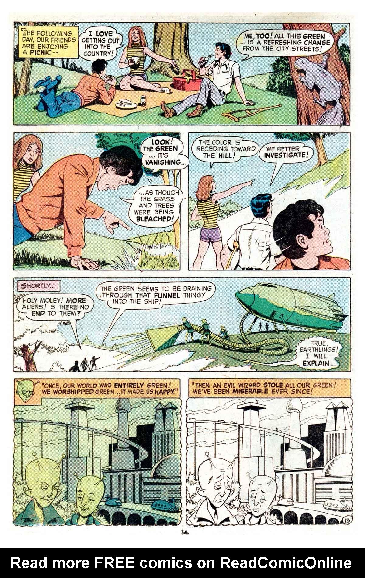 Read online Shazam! (1973) comic -  Issue #17 - 16