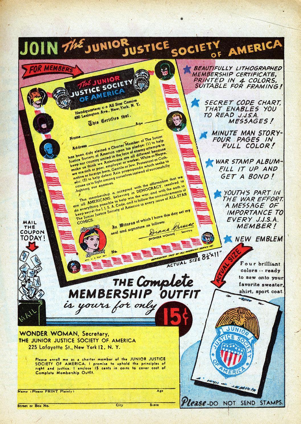 Read online Wonder Woman (1942) comic -  Issue #12 - 25