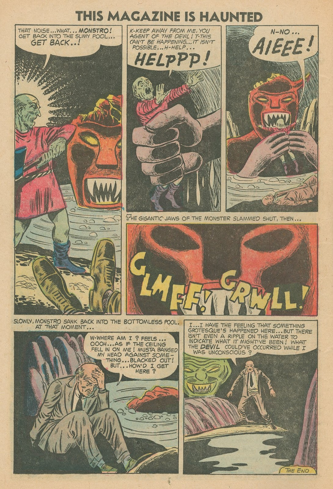 Read online This Magazine Is Haunted comic -  Issue #21 - 12