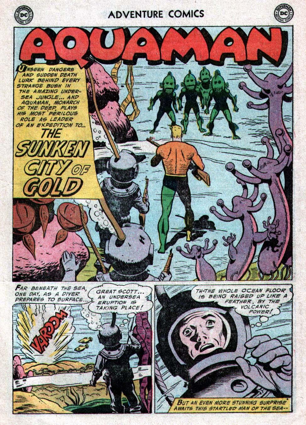 Read online Adventure Comics (1938) comic -  Issue #223 - 17