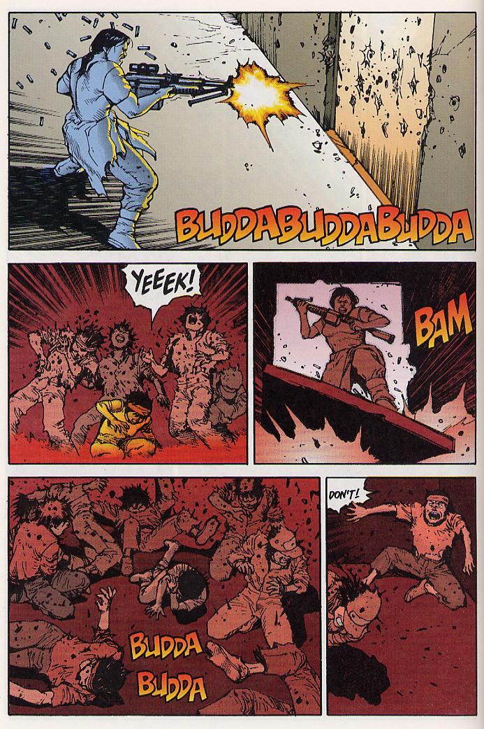 Read online Akira comic -  Issue #19 - 39