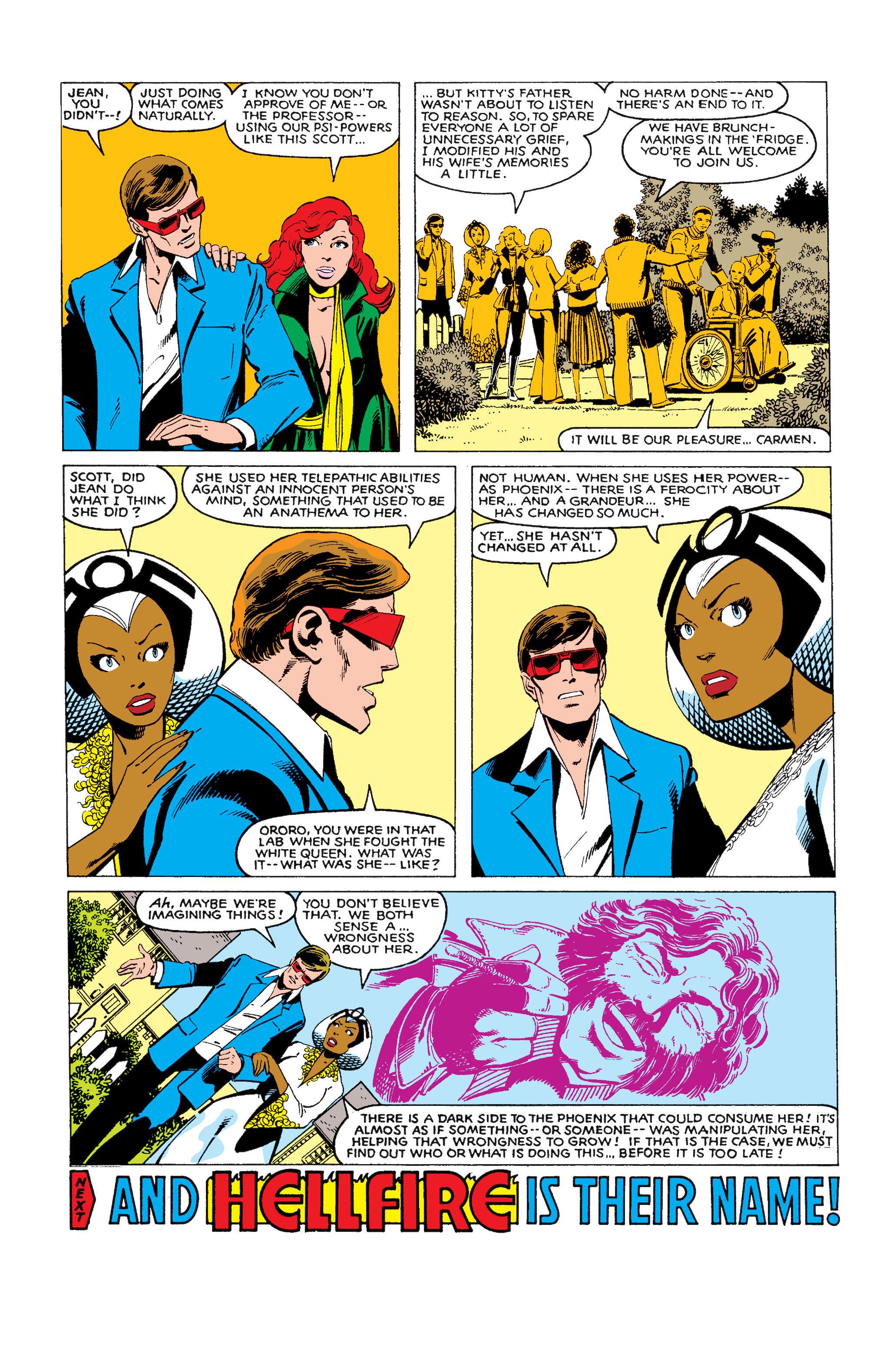 Uncanny X-Men (1963) 131 Page 17
