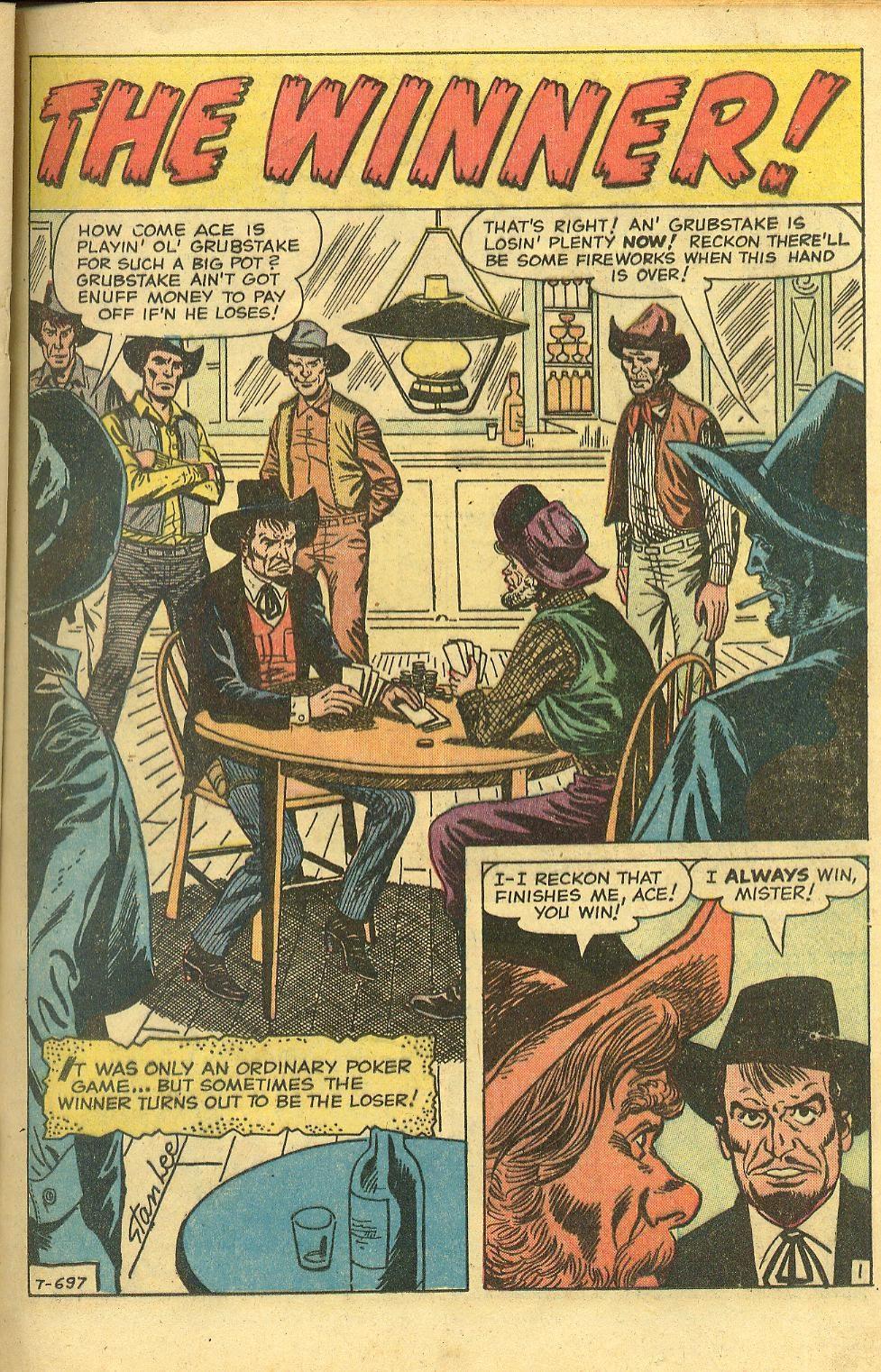 Gunsmoke Western issue 58 - Page 21