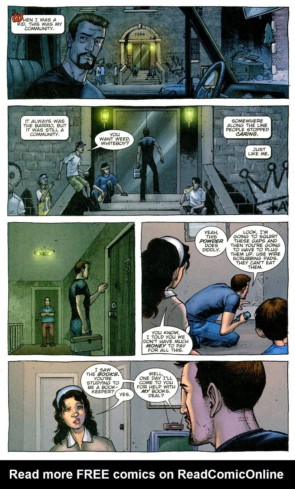 Read online The Exterminators comic -  Issue #3 - 16