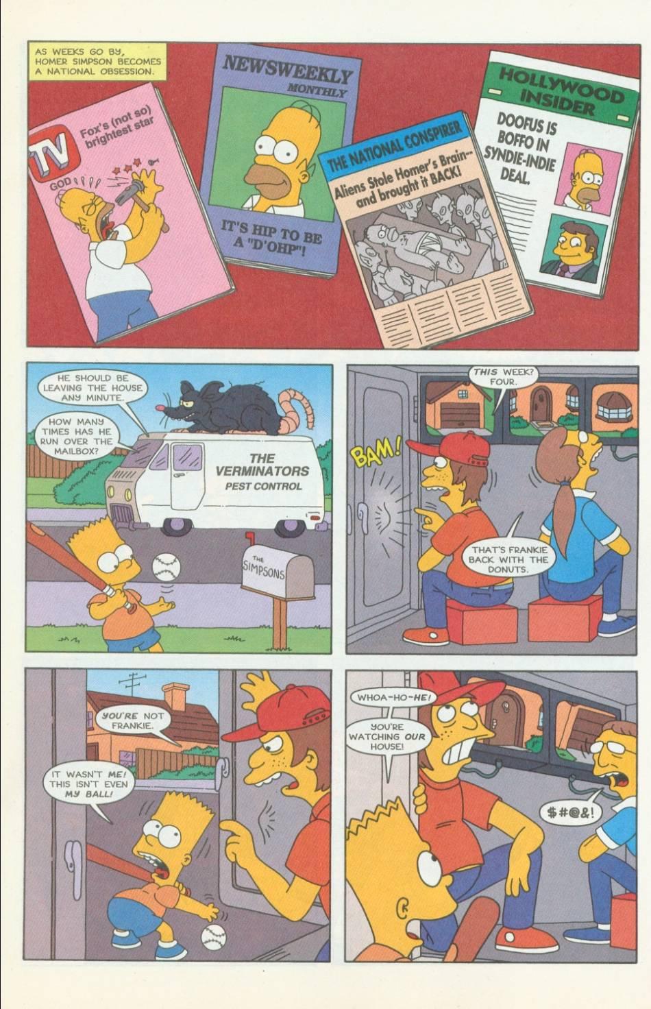 Read online Simpsons Comics comic -  Issue #42 - 16