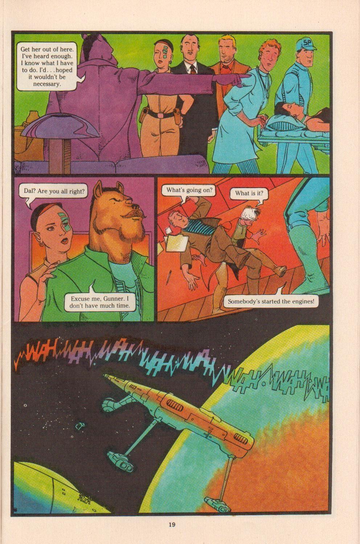 Read online Dalgoda comic -  Issue #5 - 21