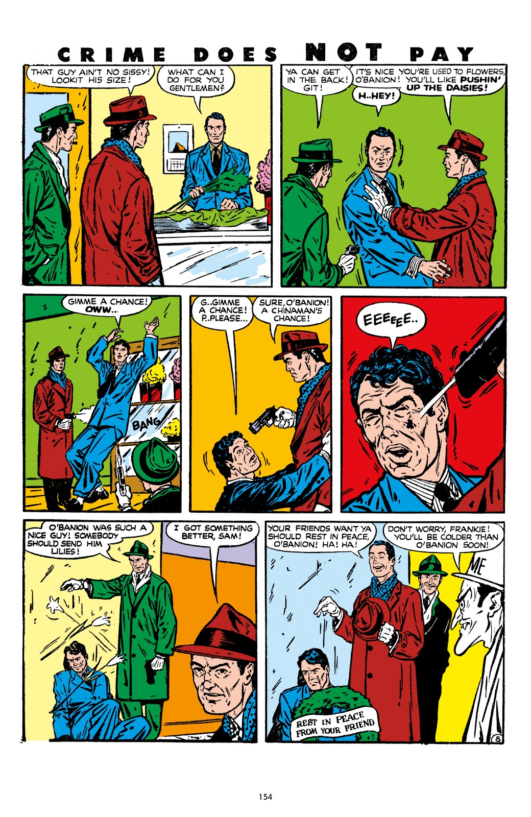 Read online Crime Does Not Pay Archives comic -  Issue # TPB 7 (Part 2) - 56