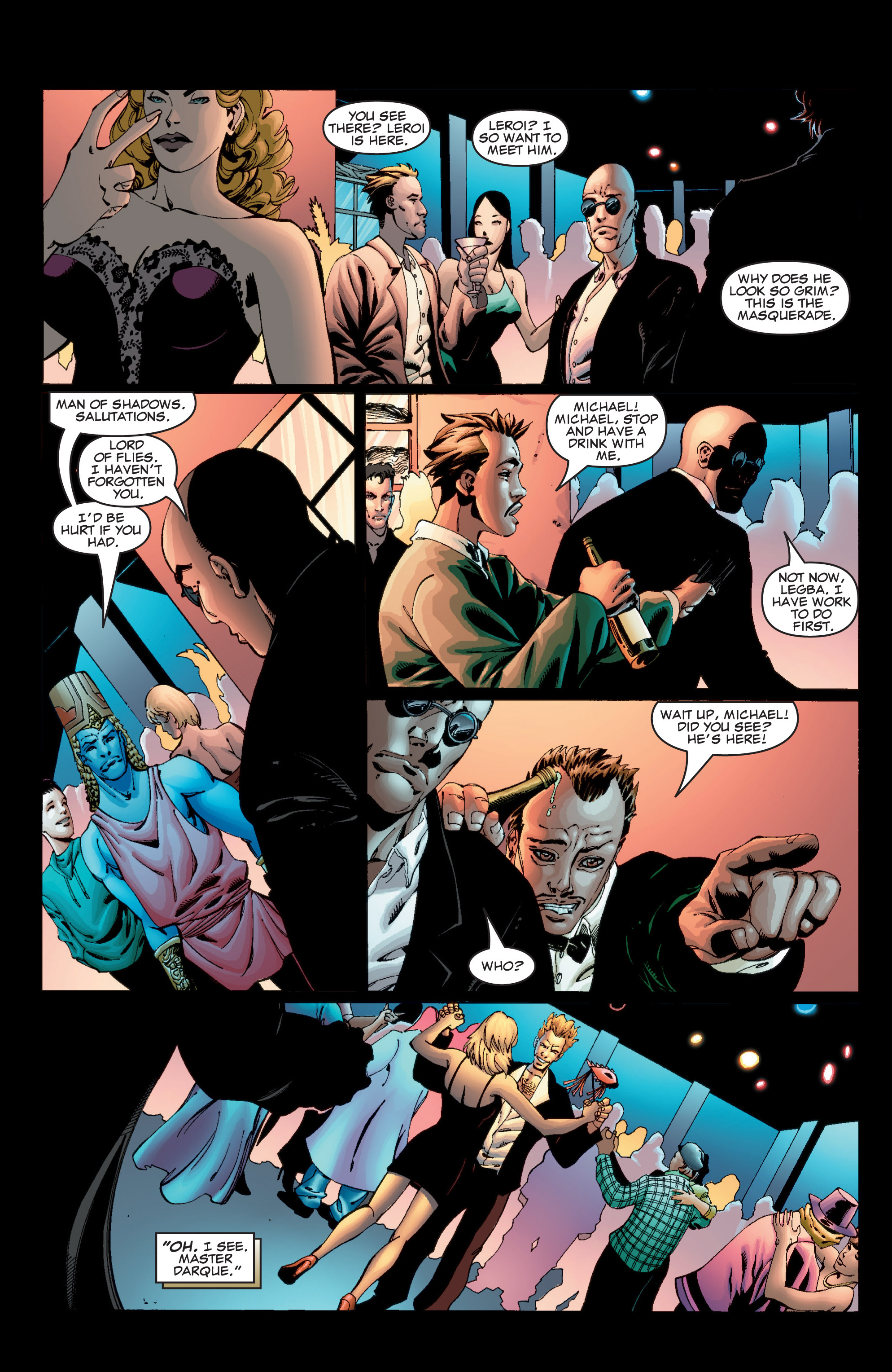 Read online Shadowman (1999) comic -  Issue #6 - 15