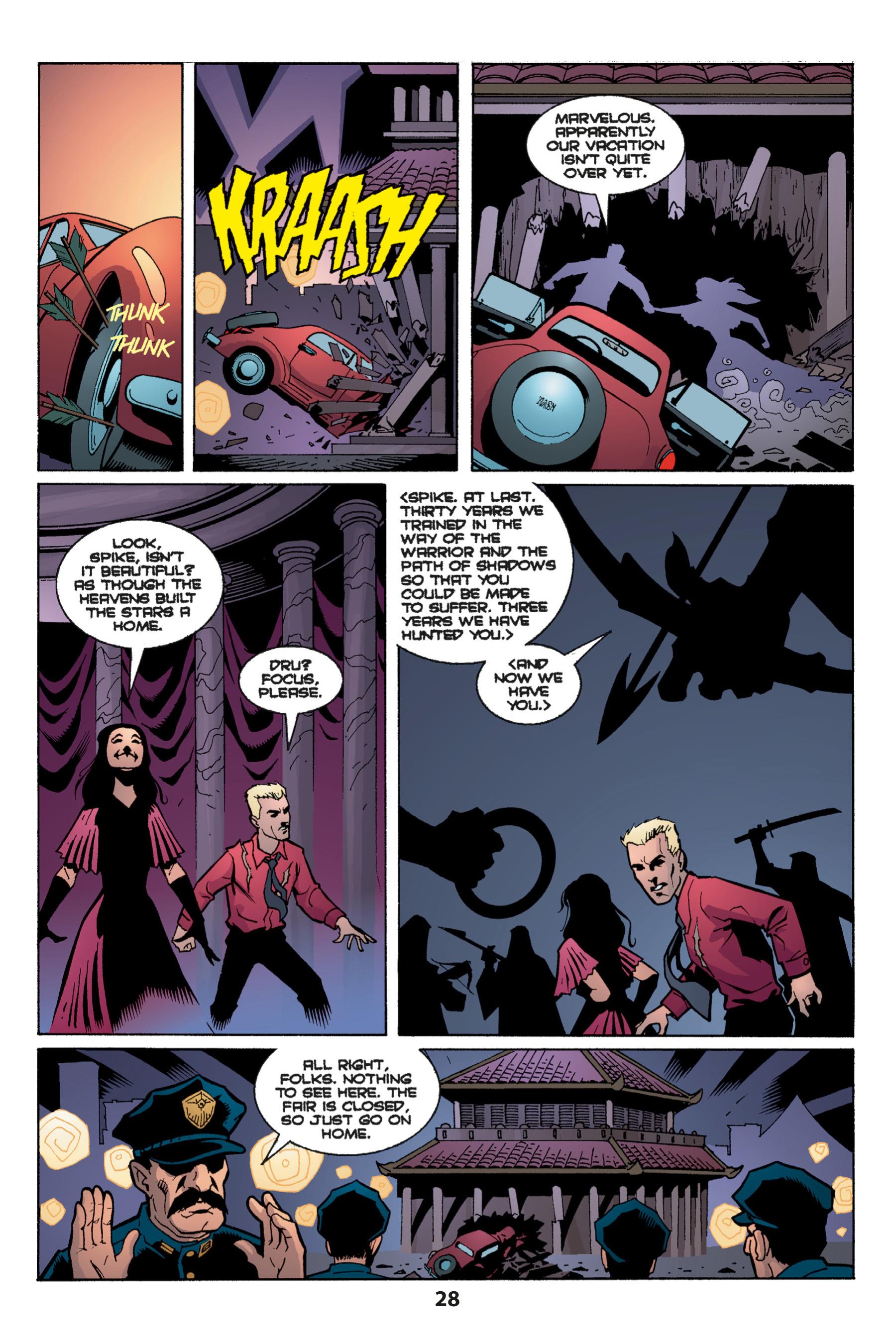 Read online Buffy the Vampire Slayer: Omnibus comic -  Issue # TPB 1 - 30
