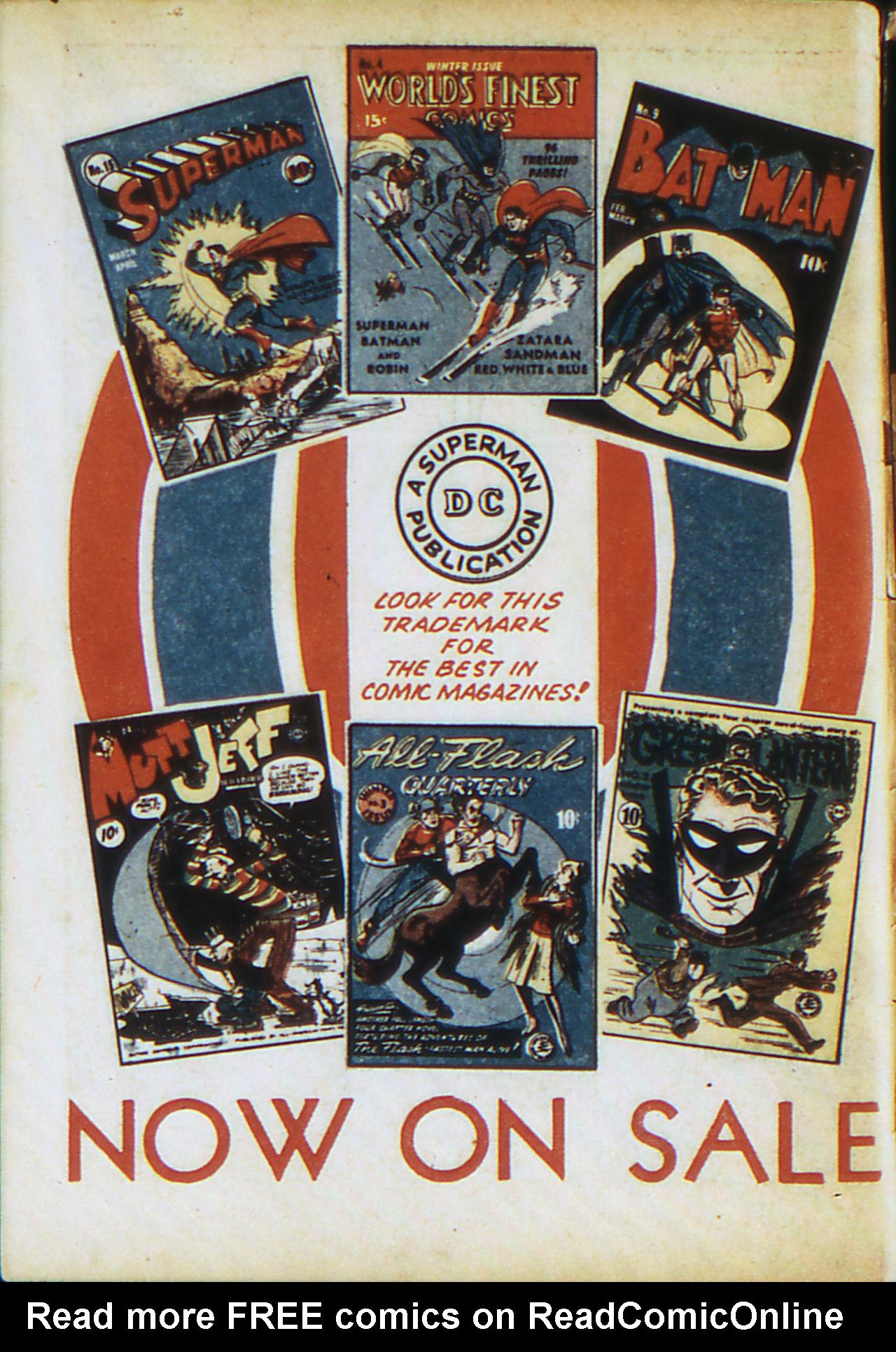Read online Adventure Comics (1938) comic -  Issue #71 - 67