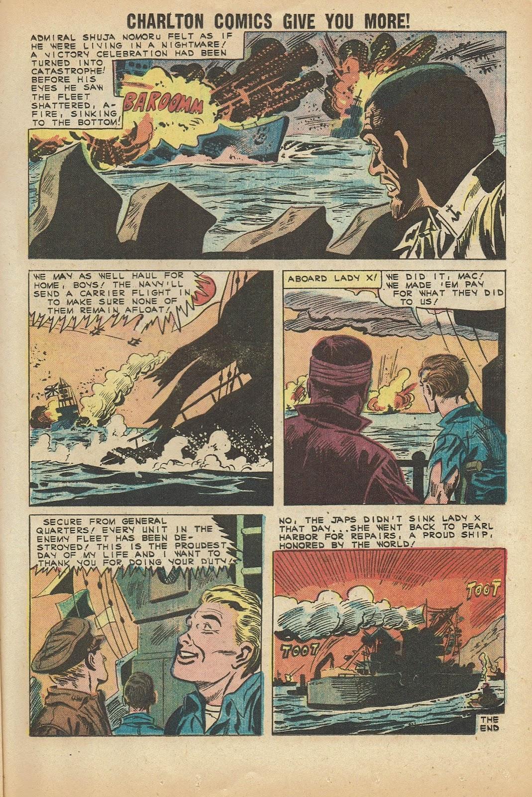 Read online Fightin' Navy comic -  Issue #97 - 17