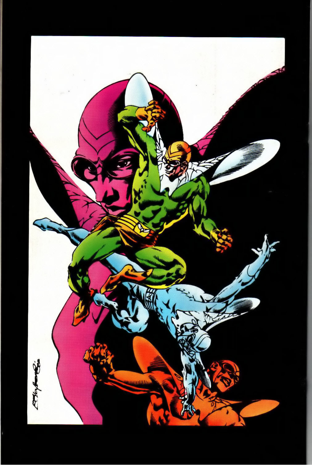 Read online The Fly (1983) comic -  Issue #2 - 34