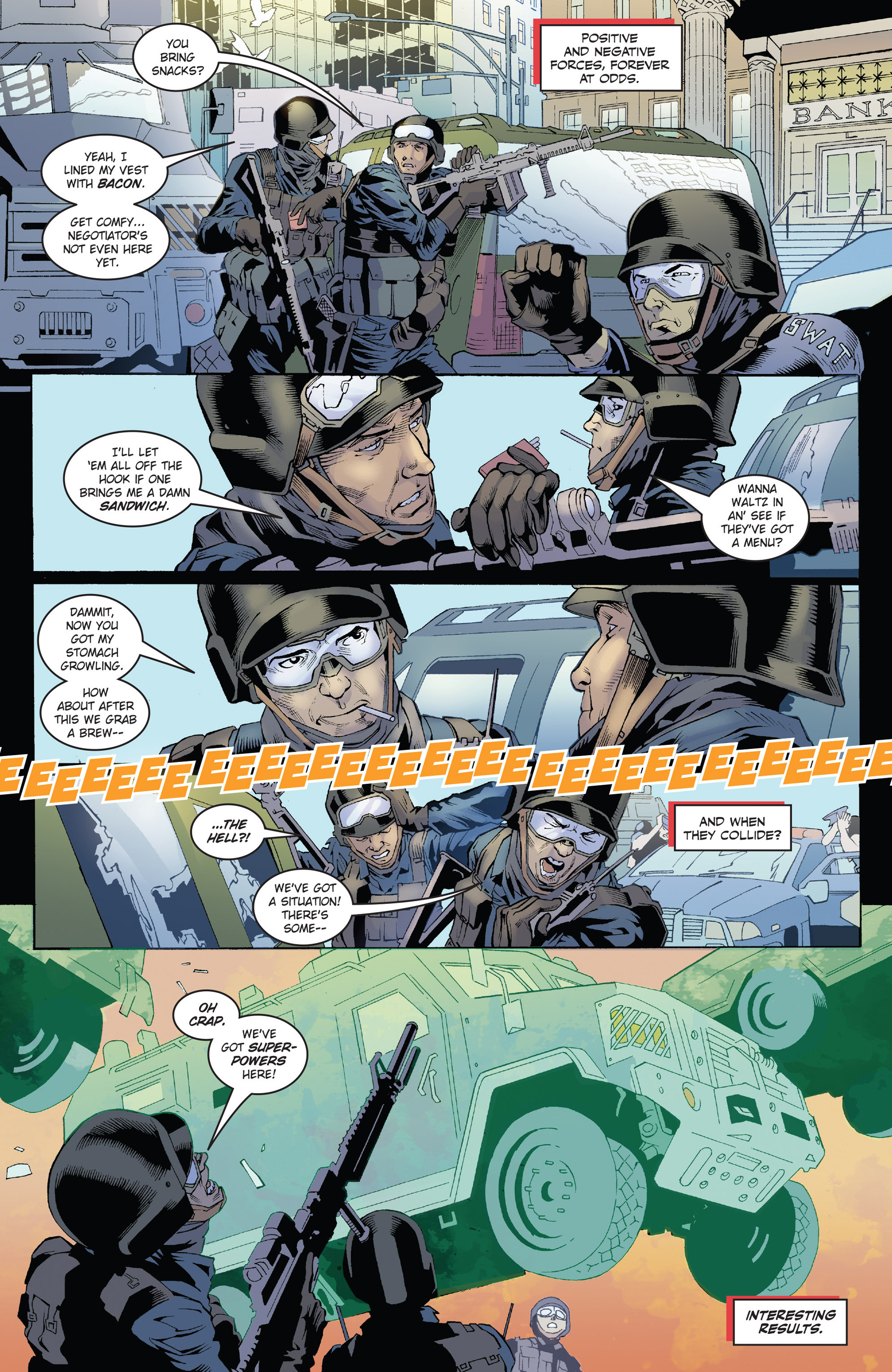 Read online Solar: Man of the Atom (2014) comic -  Issue #1 - 6