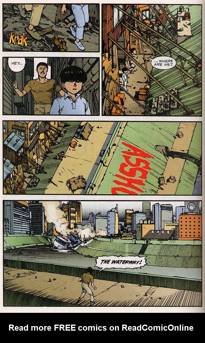 Read online Akira comic -  Issue #15 - 47