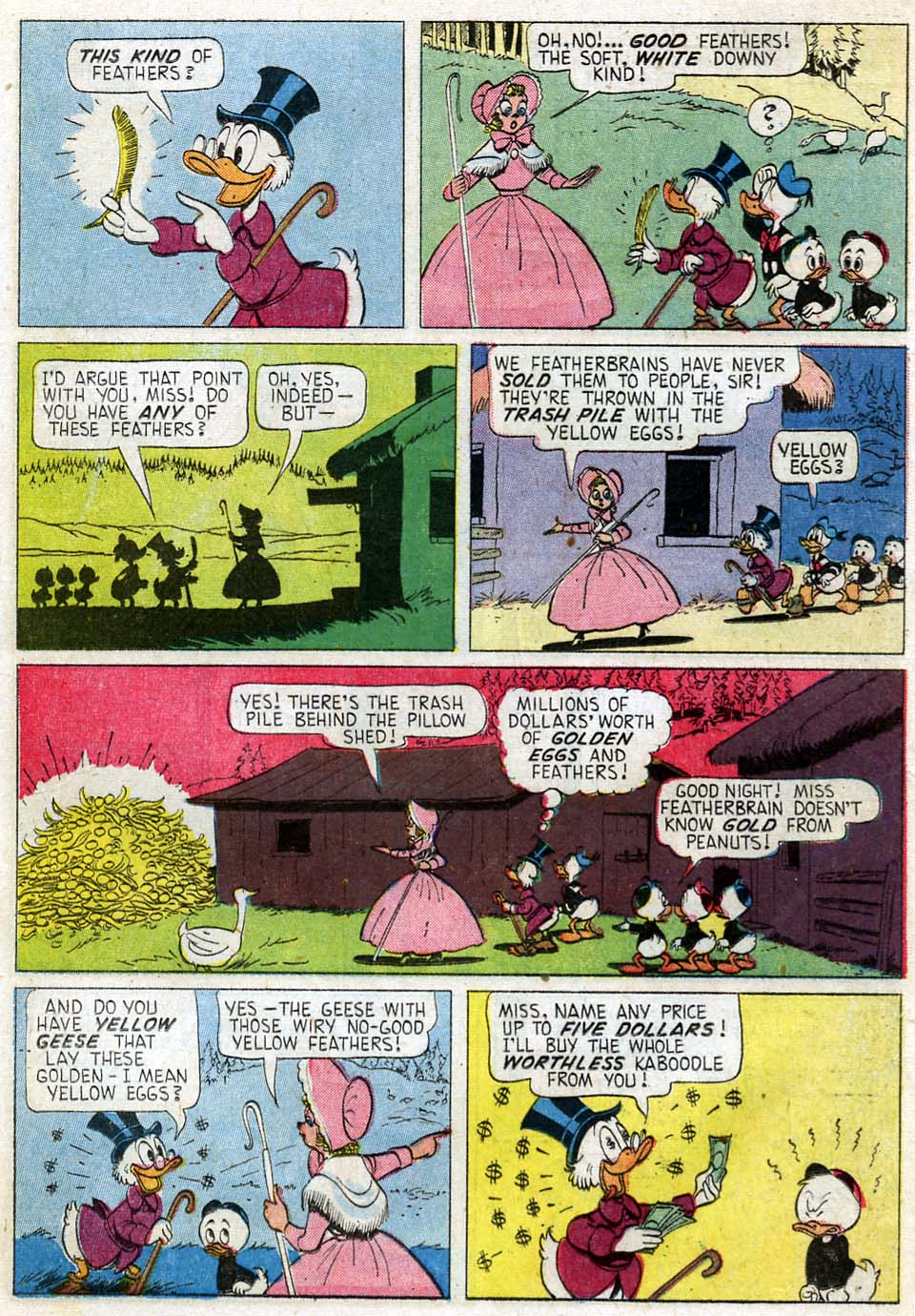 Read online Uncle Scrooge (1953) comic -  Issue #45 - 17