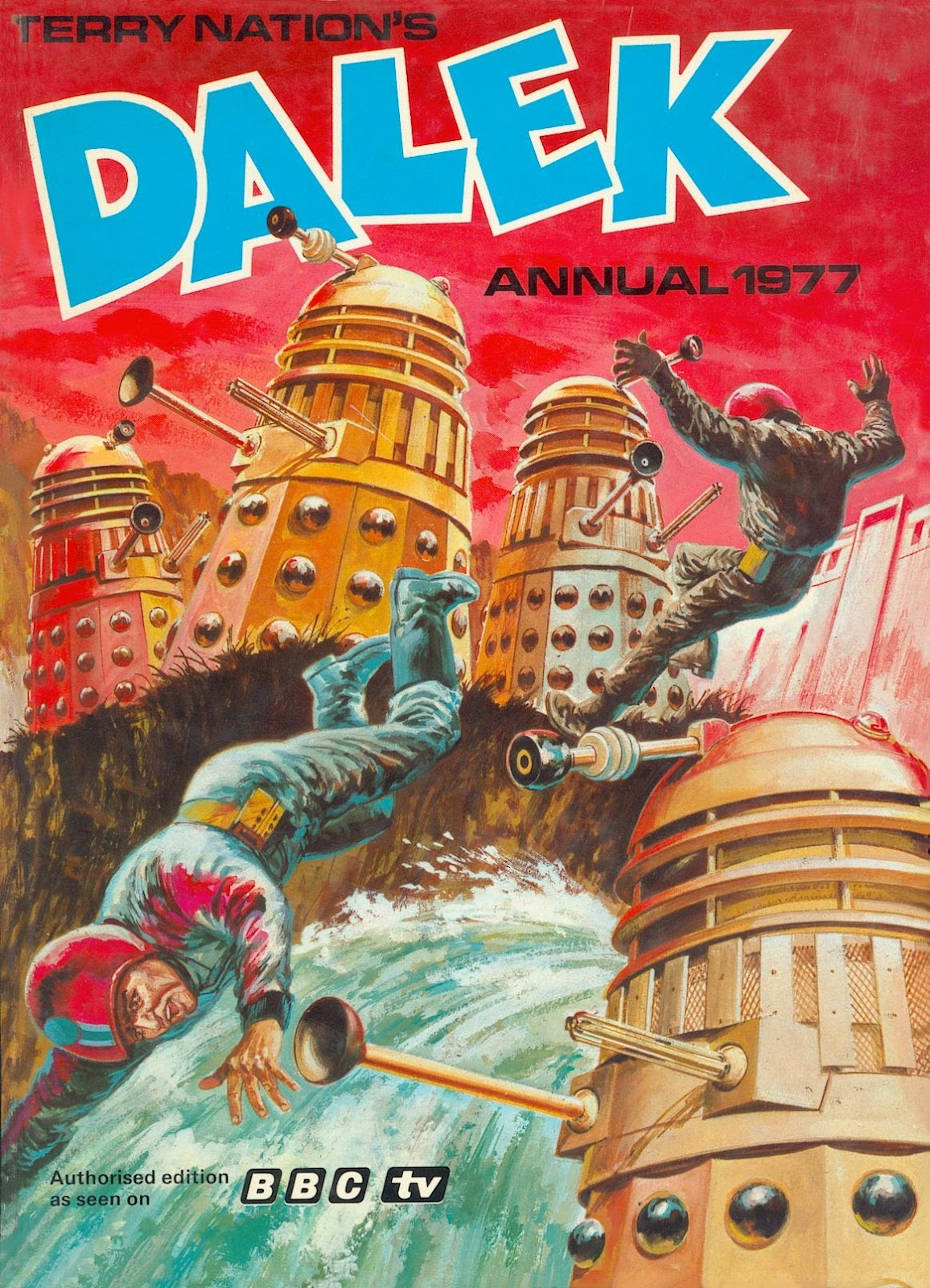 Dalek Annual issue 1977 - Page 1
