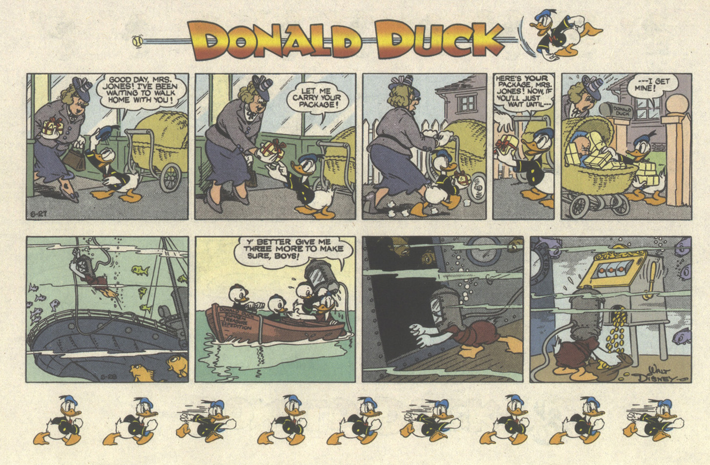 Walt Disney's Donald Duck (1986) issue 298 - Page 19
