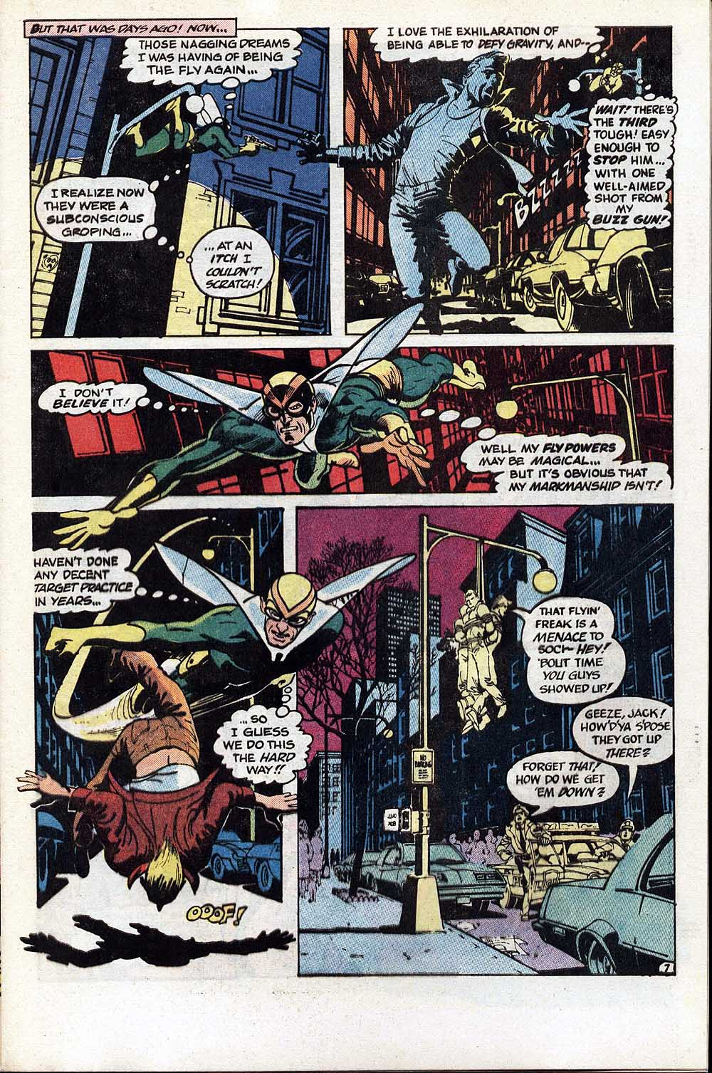 Read online The Fly (1983) comic -  Issue #1 - 8