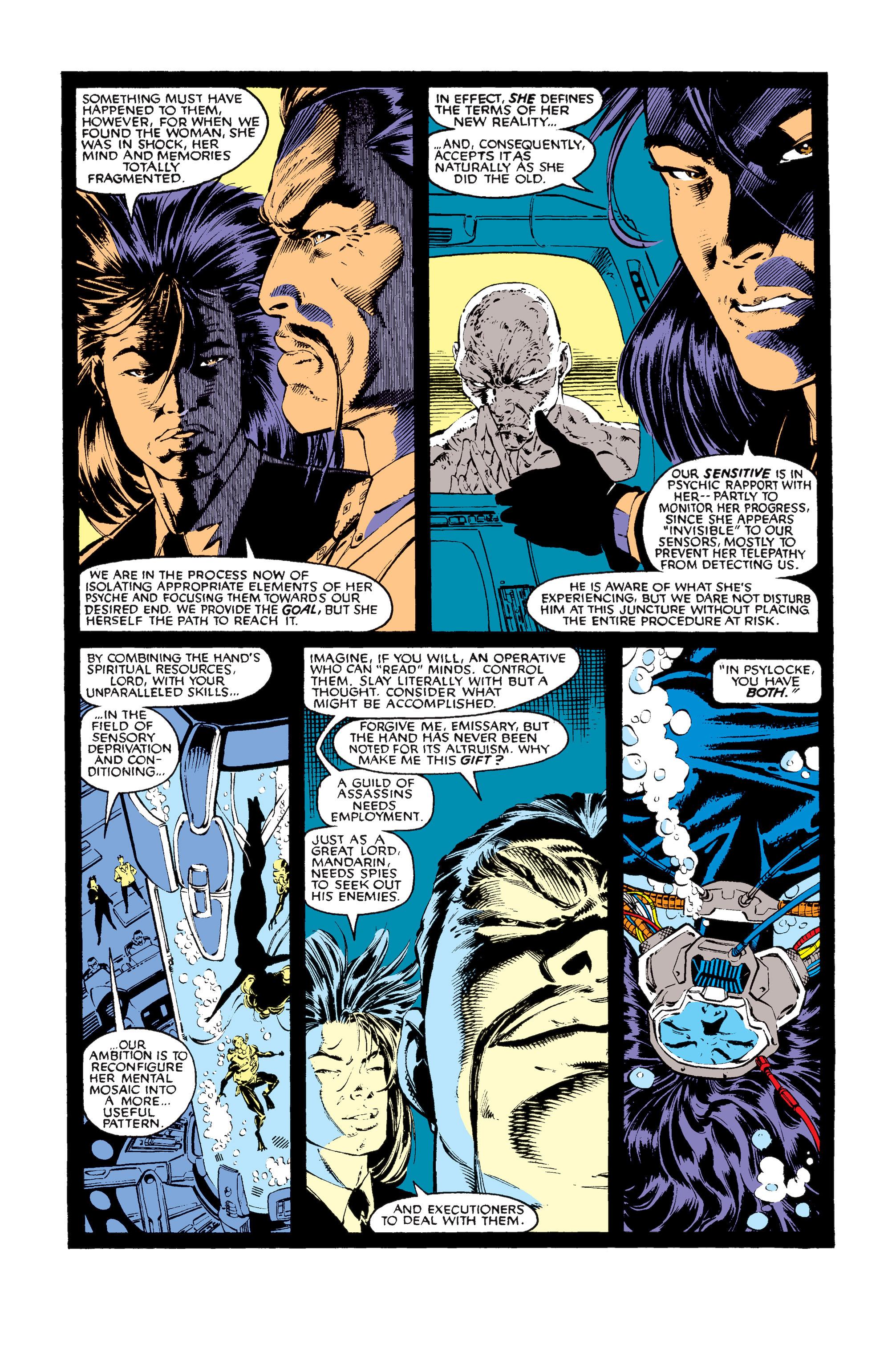 Read online Uncanny X-Men (1963) comic -  Issue #256 - 14